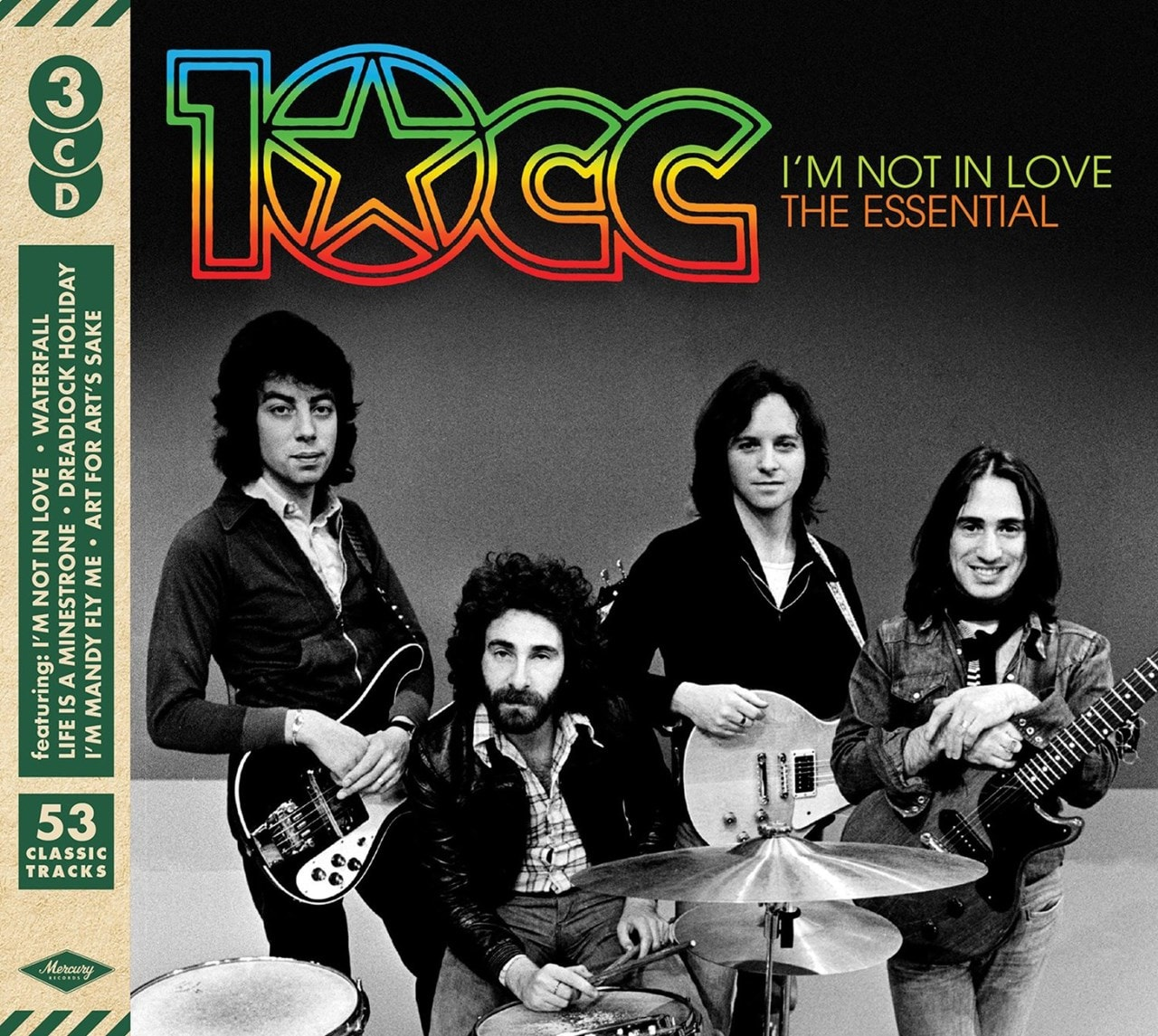 I'm Not in Love: The Essential 10cc - 1