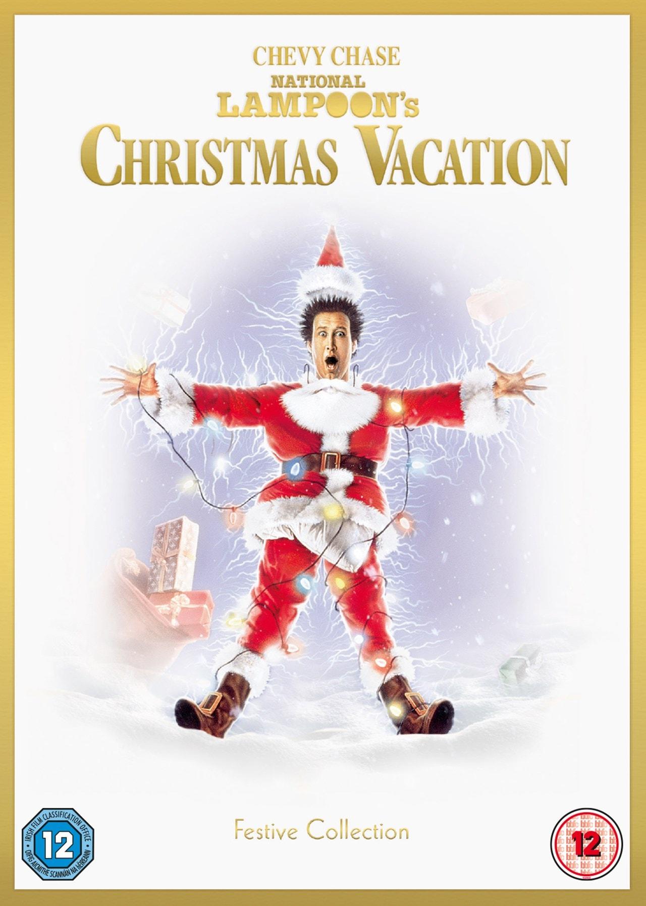 National Lampoon's Christmas Vacation (hmv Christmas