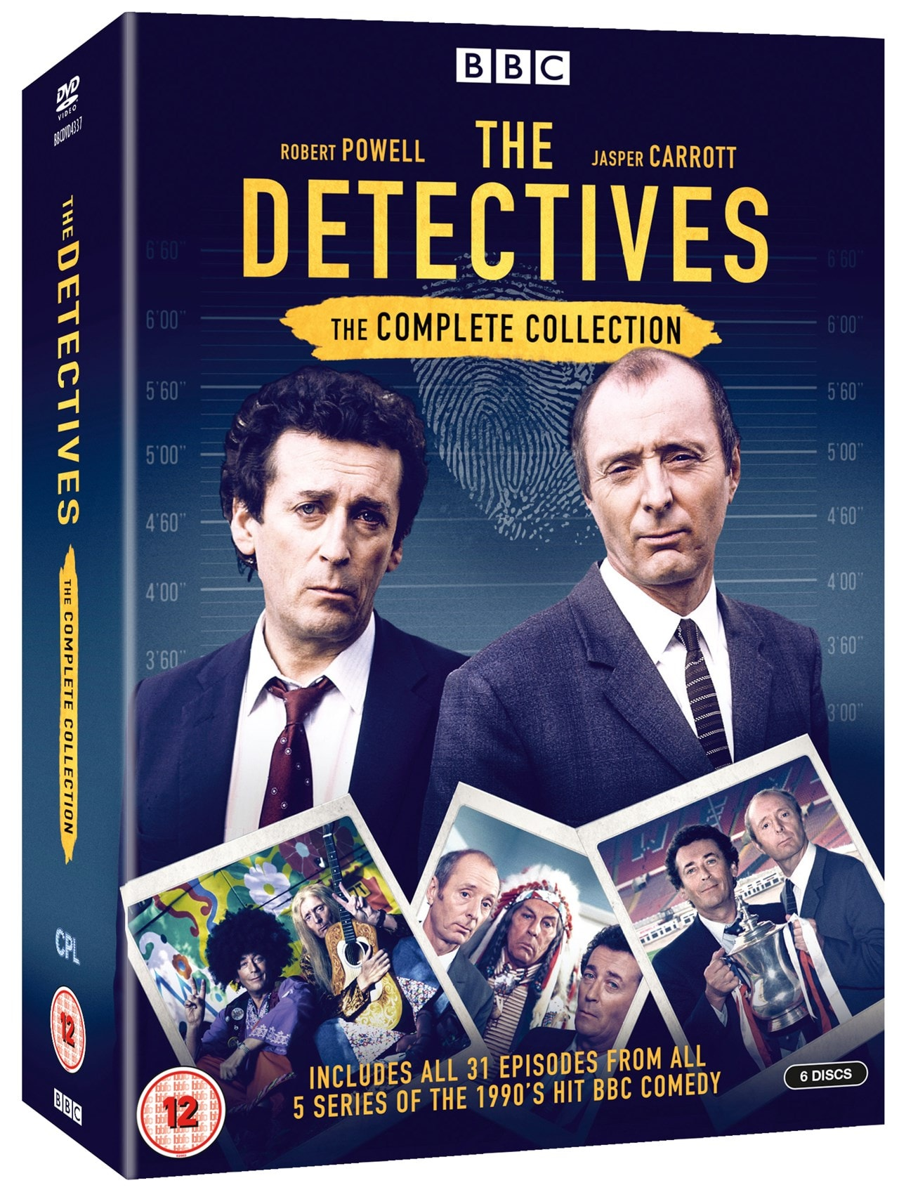 The Detectives: The Complete Collection - 2