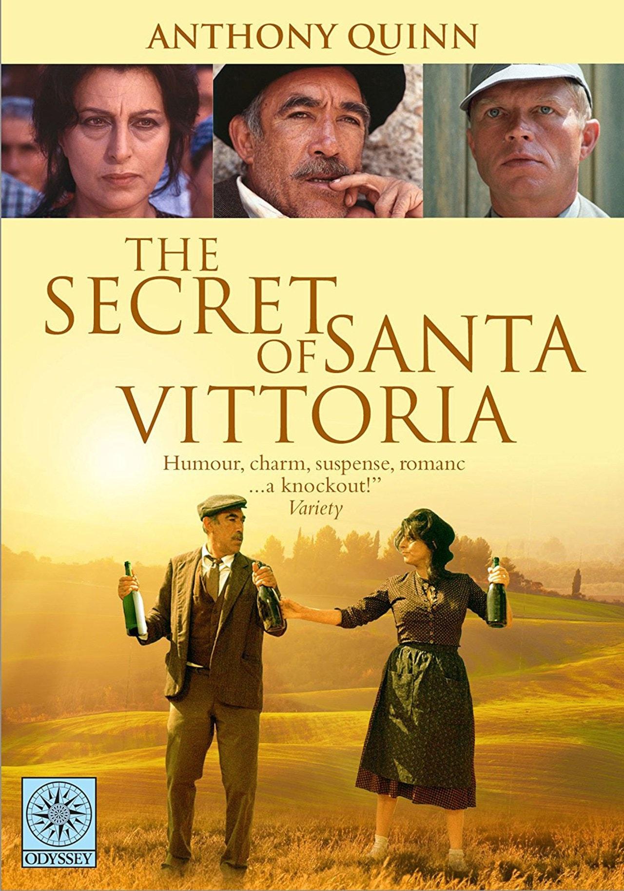 The Secret of Santa Vittoria - 1