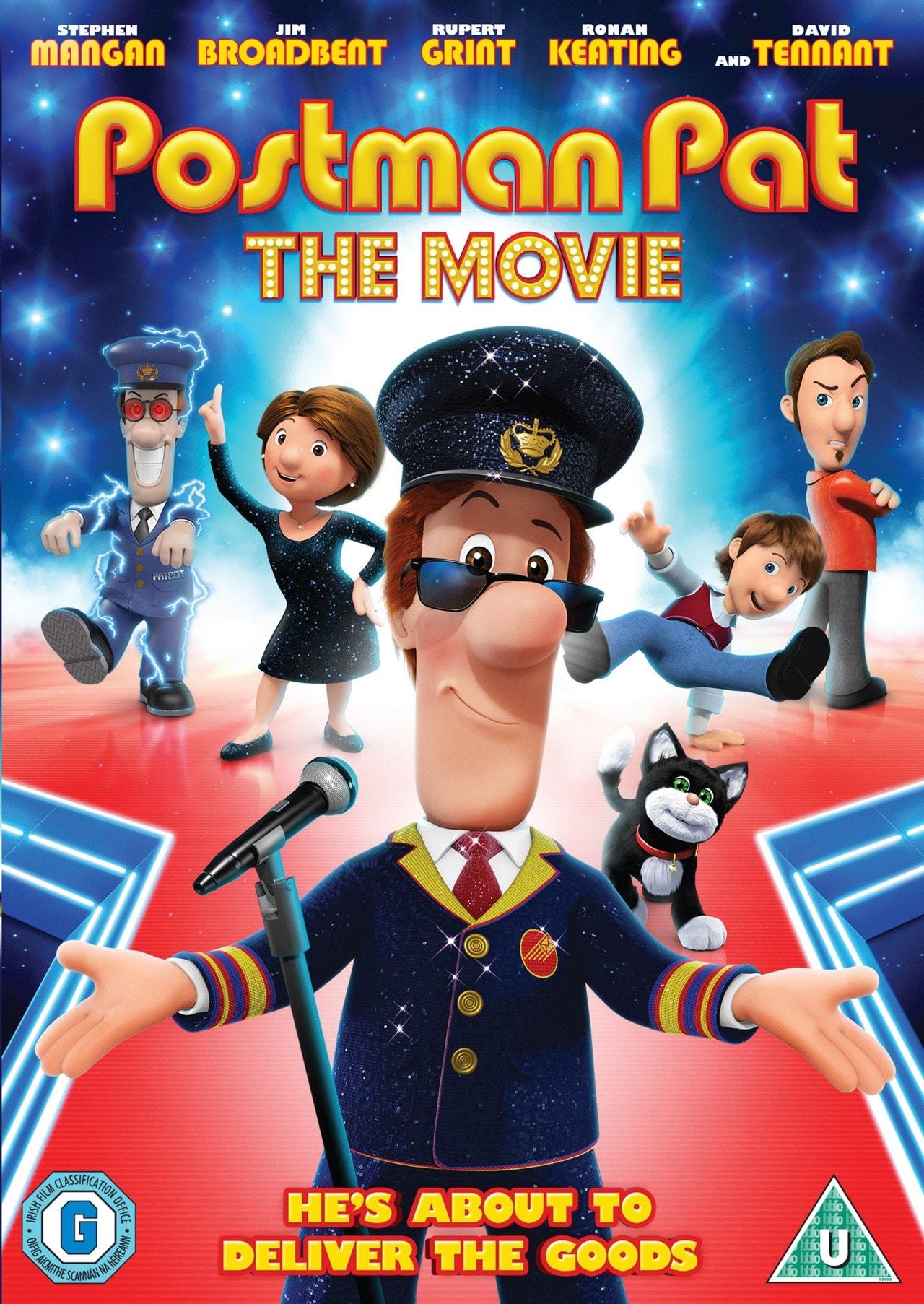 Postman Pat: The Movie - 1