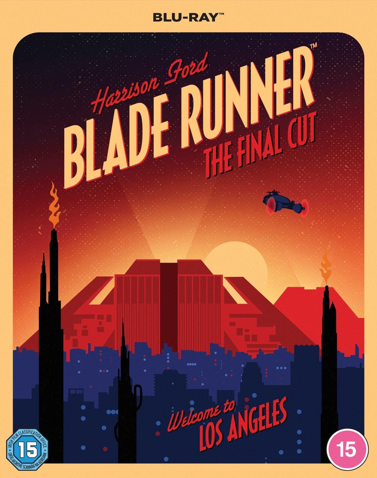 Blade Runner: The Final Cut - Travel Poster Edition - 2