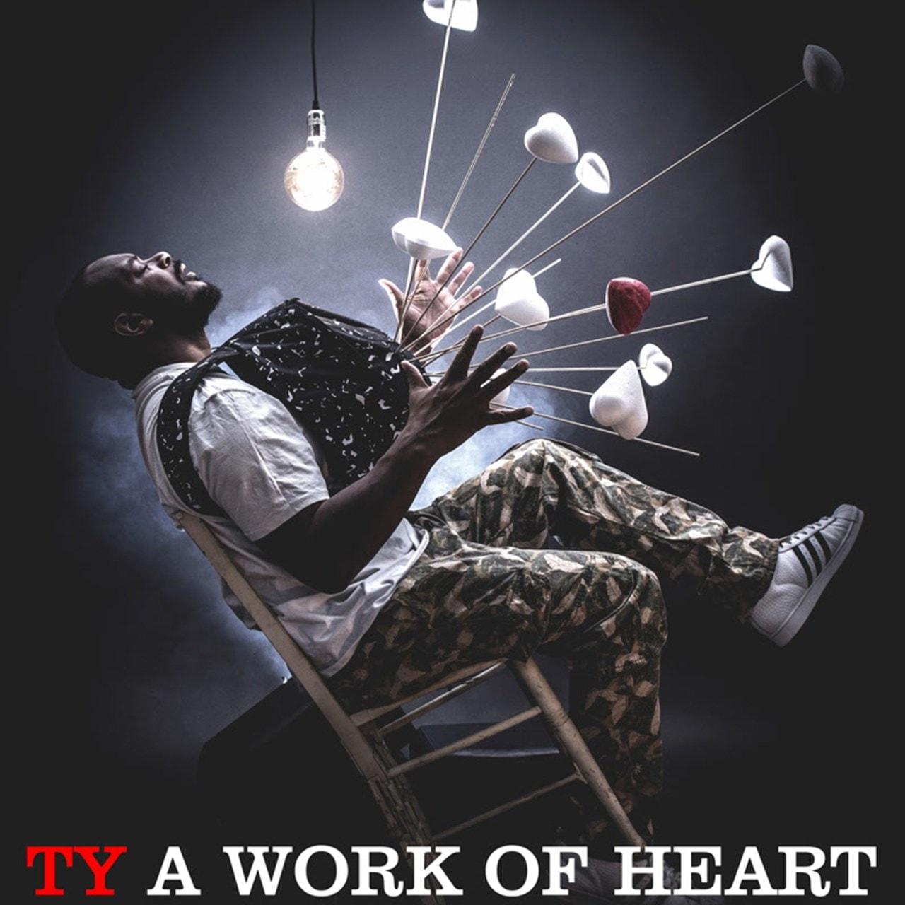 A Work of Heart - 1