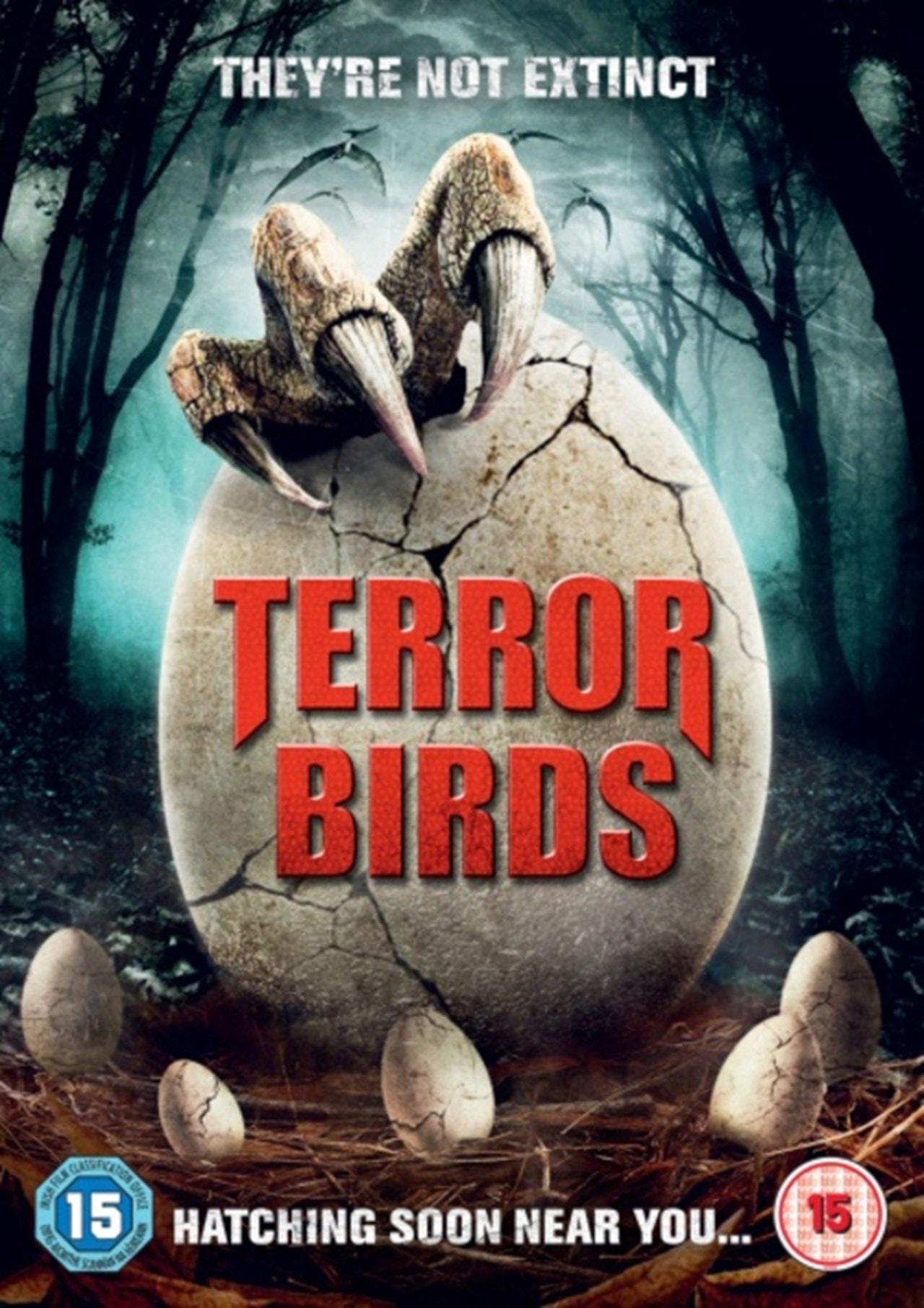 Terror Birds - 1