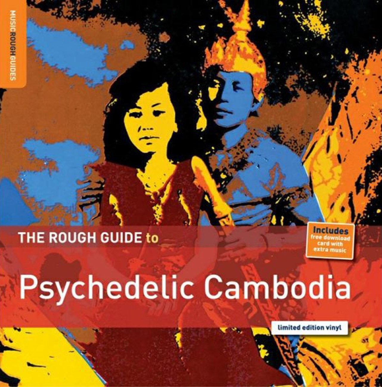 The Rough Guide to Psychedelic Cambodia - 1