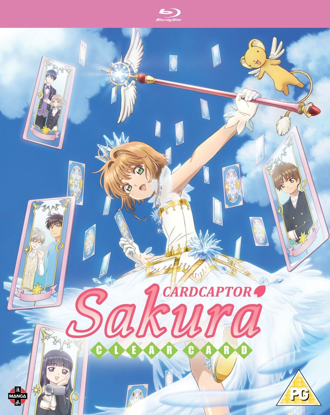 Cardcaptor Sakura: Clear Card - 1