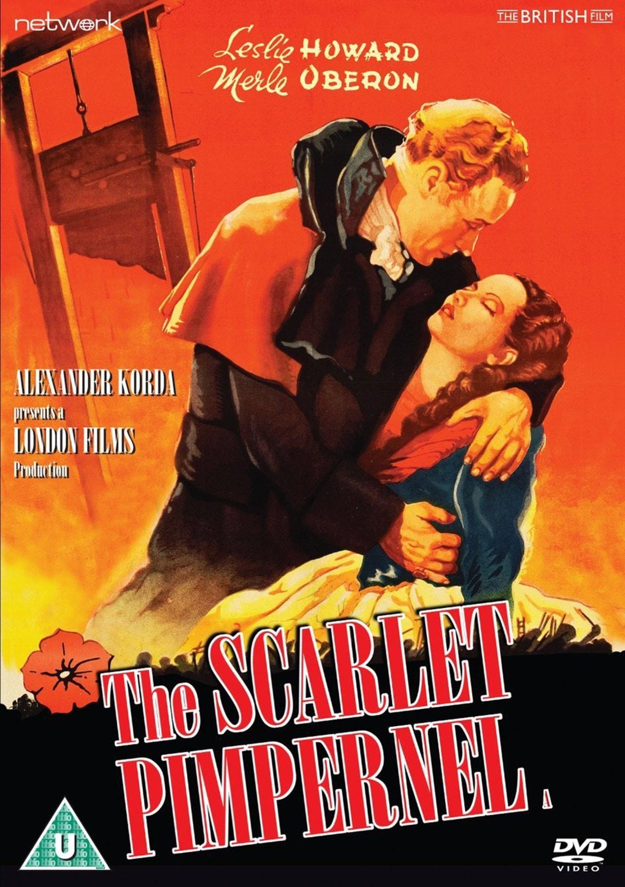 The Scarlet Pimpernel - 1