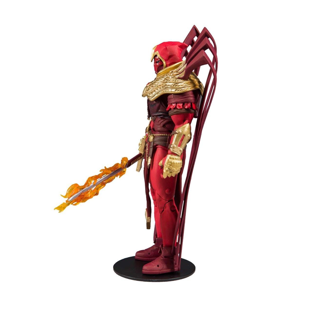 White Knight: Azrael (DC Multiverse) Action Figure - 3