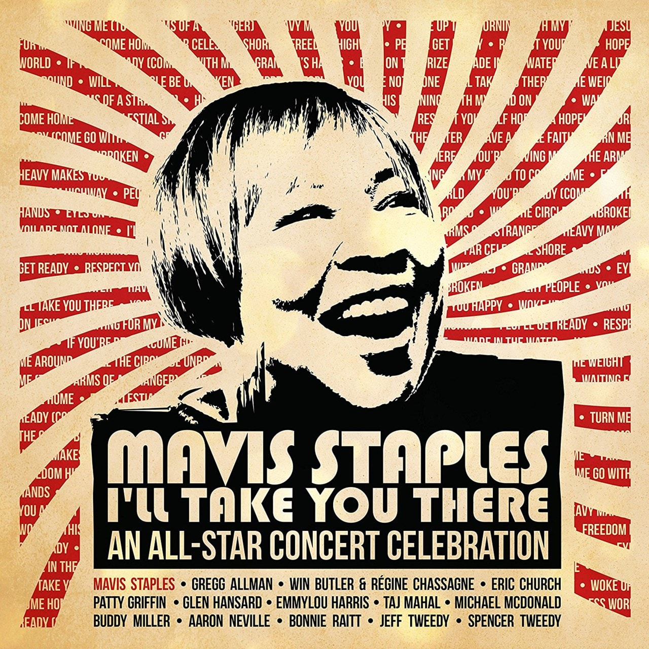 Mavis Staples - I'll Take You There: An All-star Concert Celebration - 1
