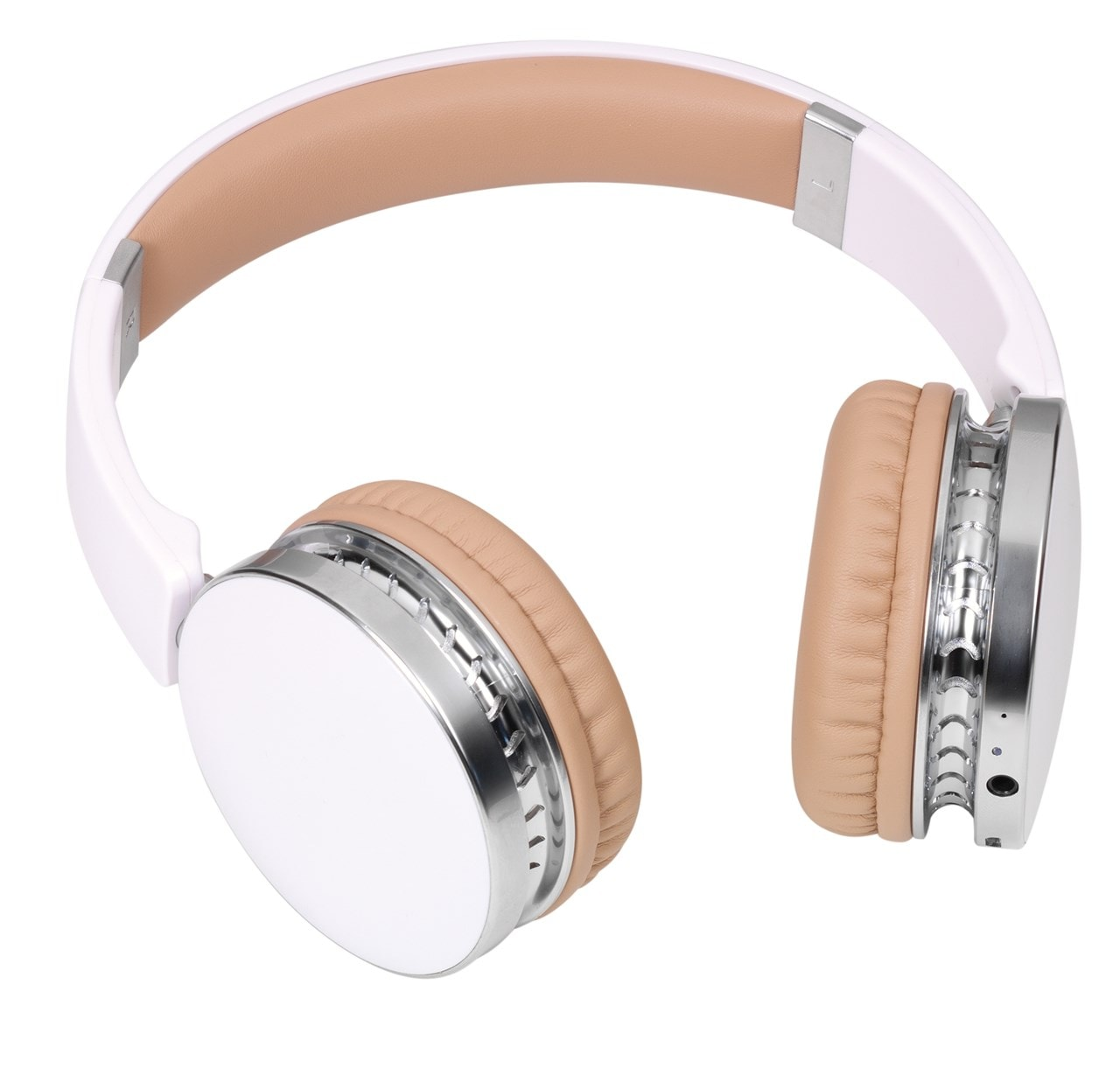 Vivanco Neos White Bluetooth Headphones - 2