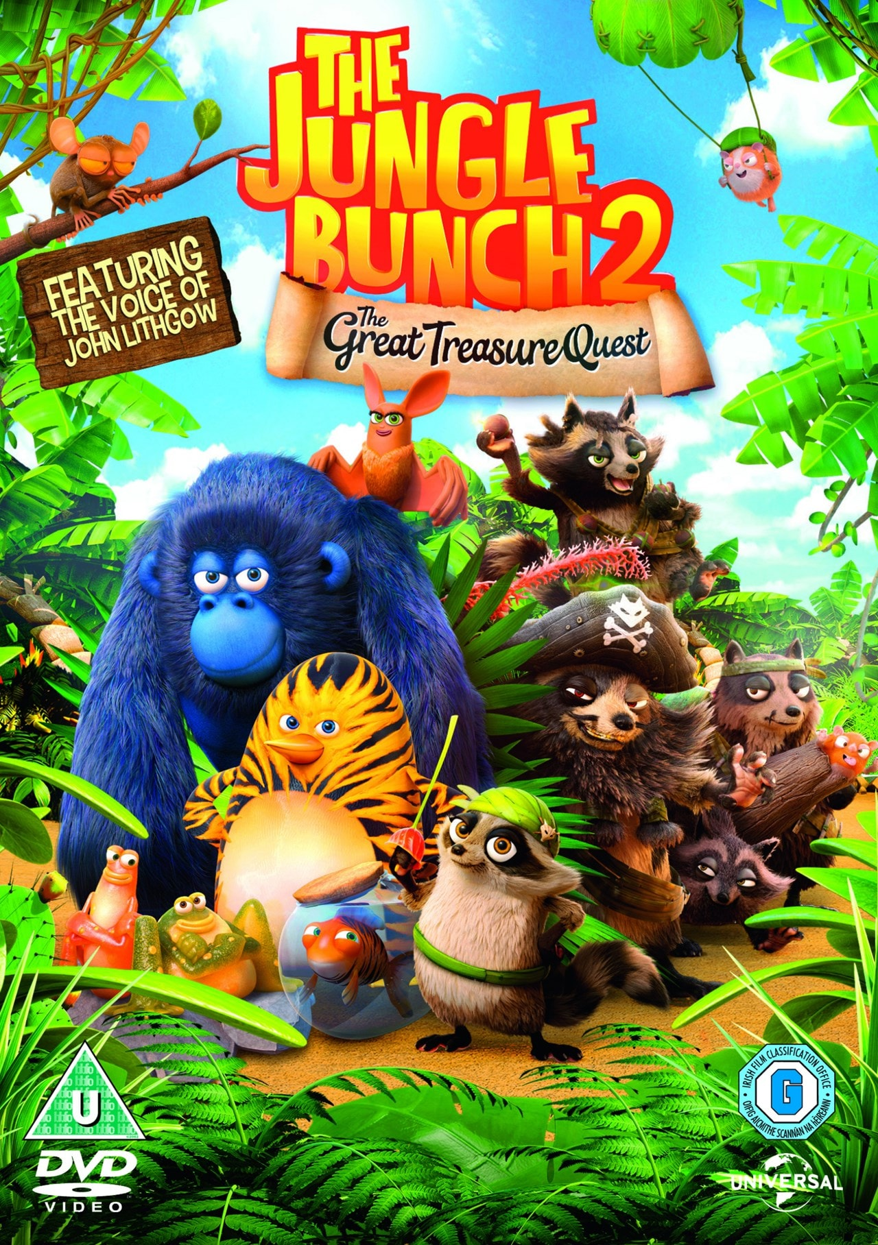 The Jungle Bunch 2: The Great Treasure Quest - 1