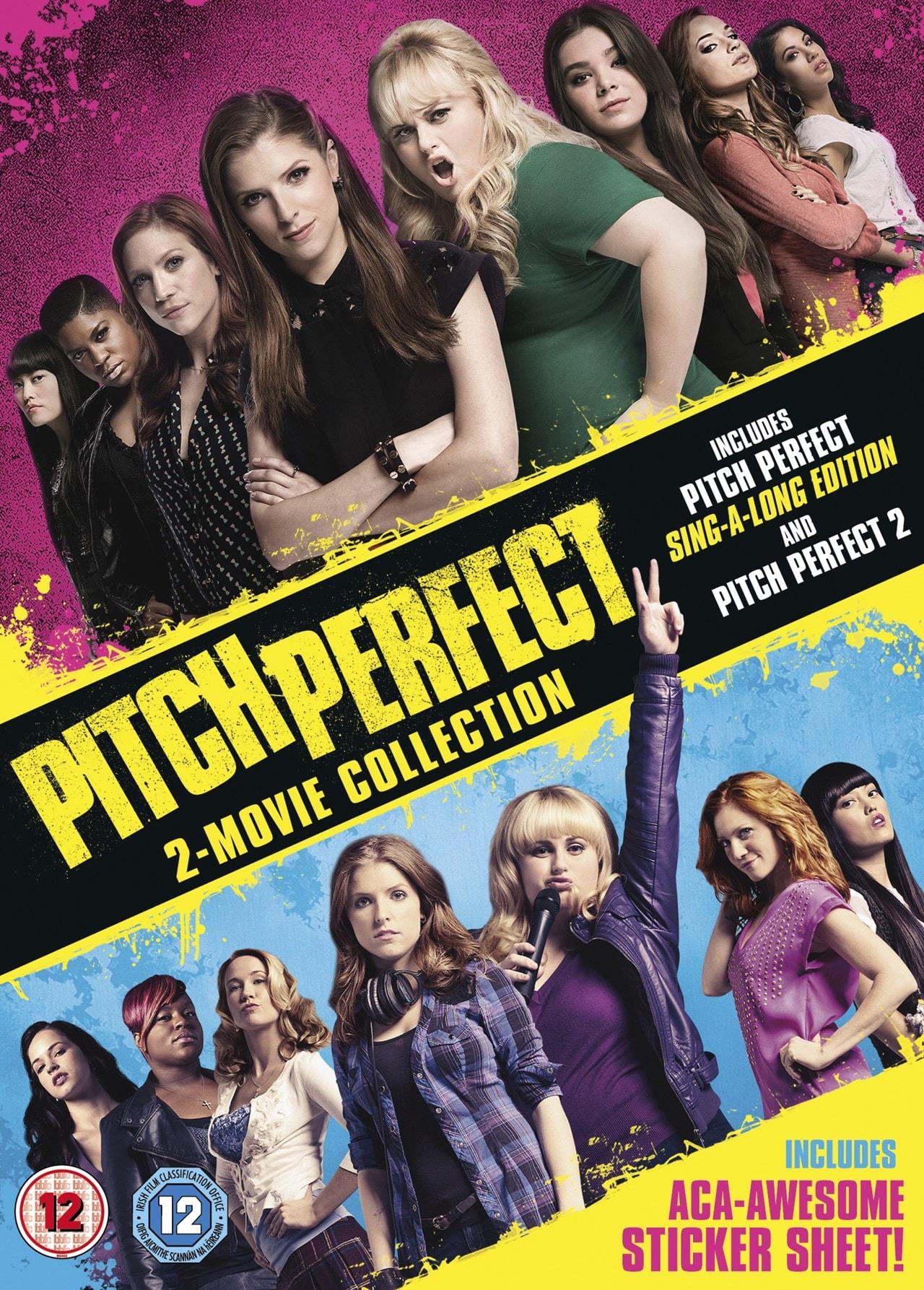 Pitch Perfect/Pitch Perfect 2 - 1
