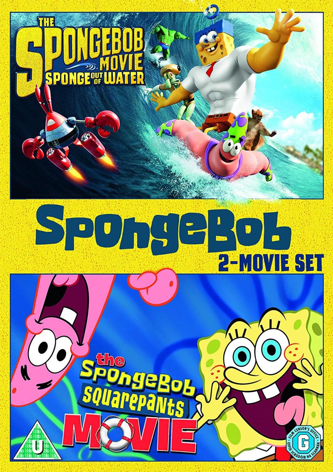 SpongeBob Squarepants: 2-Movie Set - 1