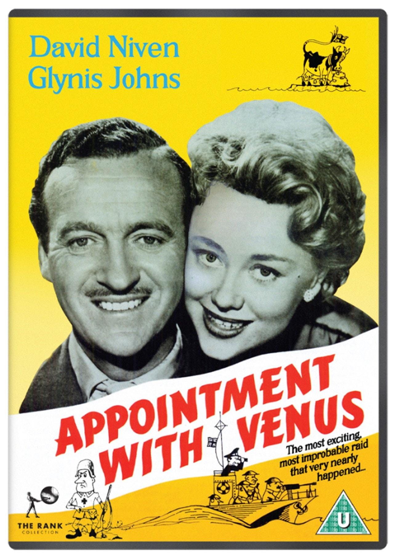 Appointment With Venus - 1