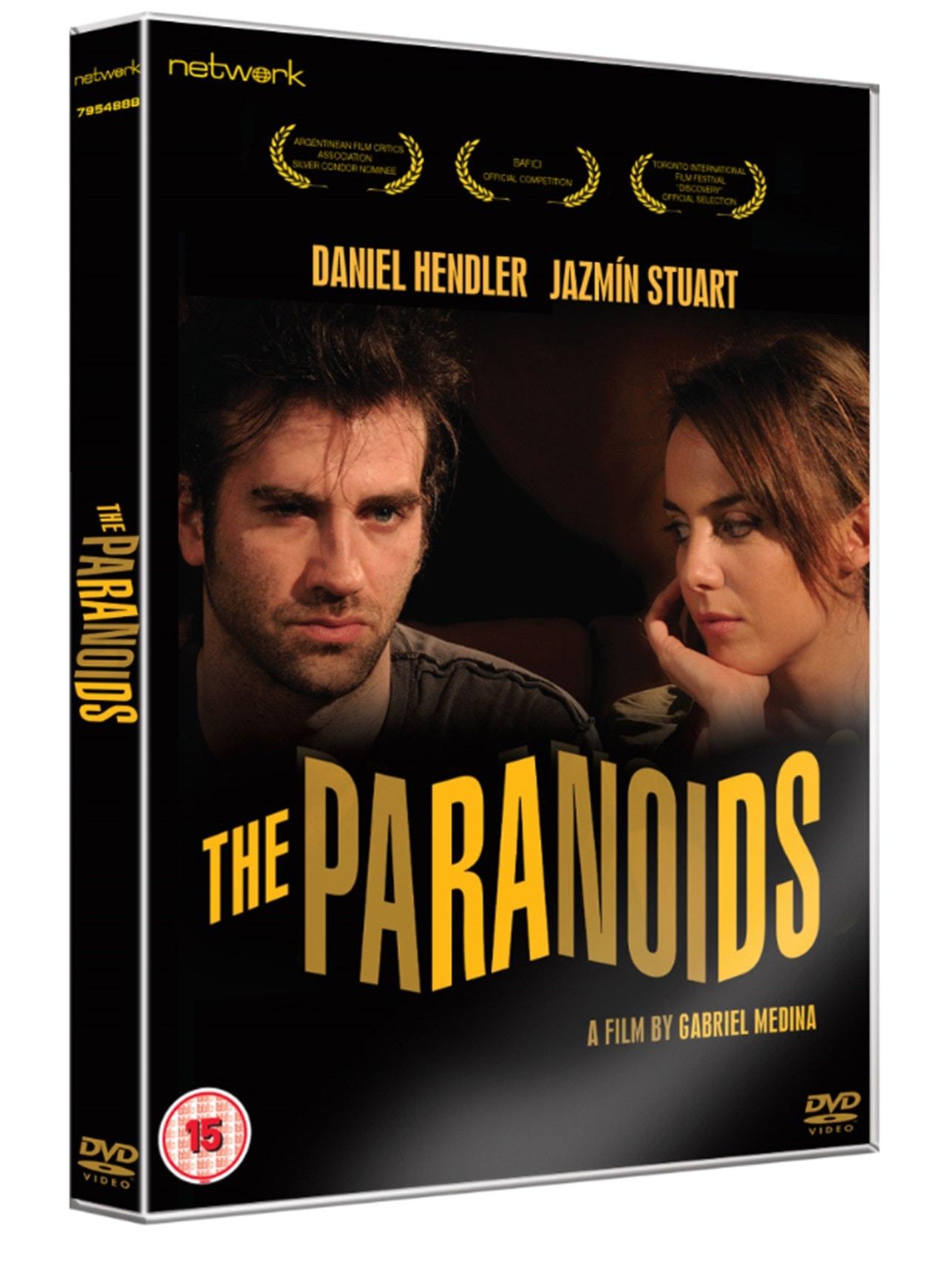 The Paranoids - 2