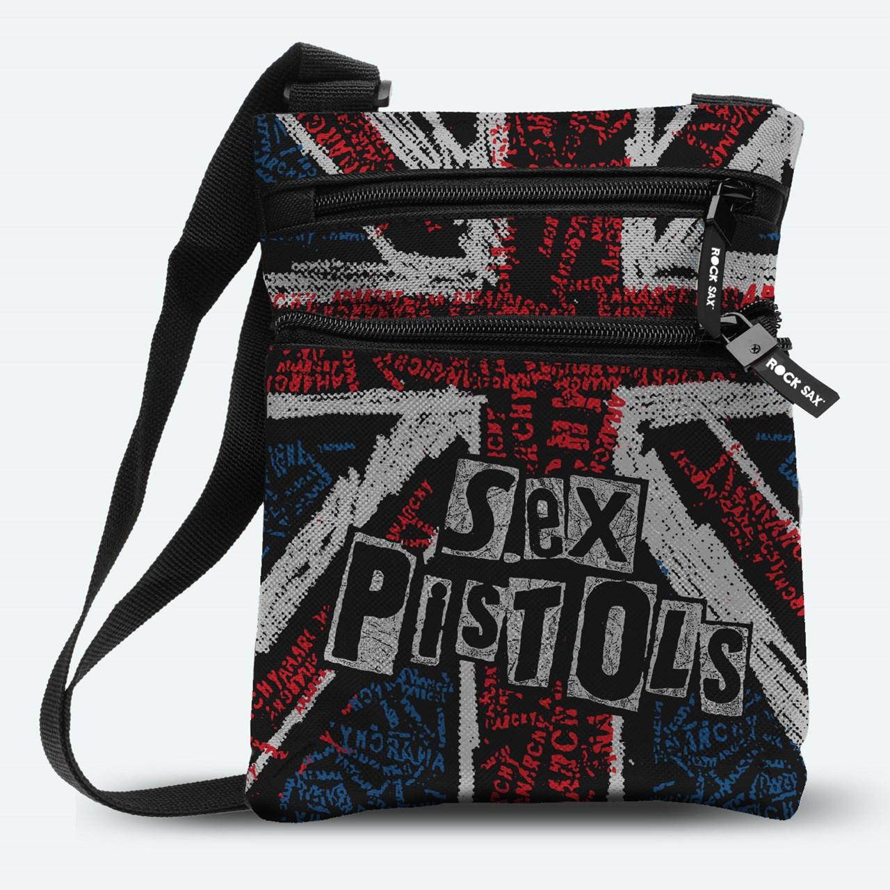 Sex Pistols: Union Jack Body Bag - 1