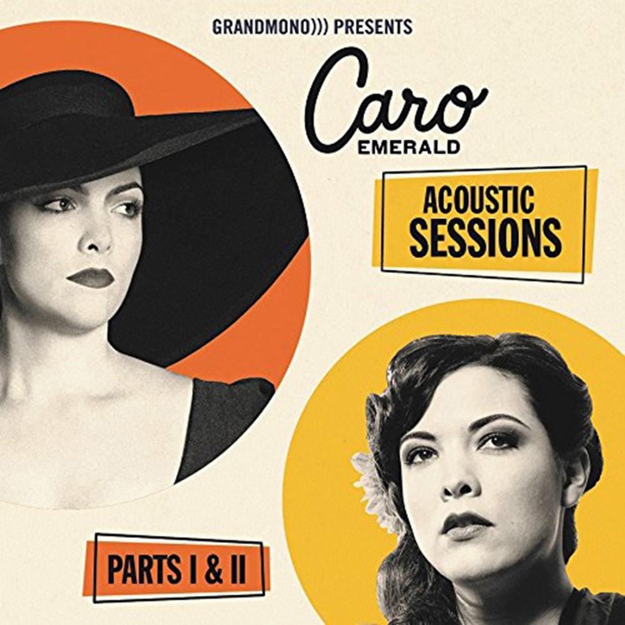 Acoustic Sessions Parts I & II - 1