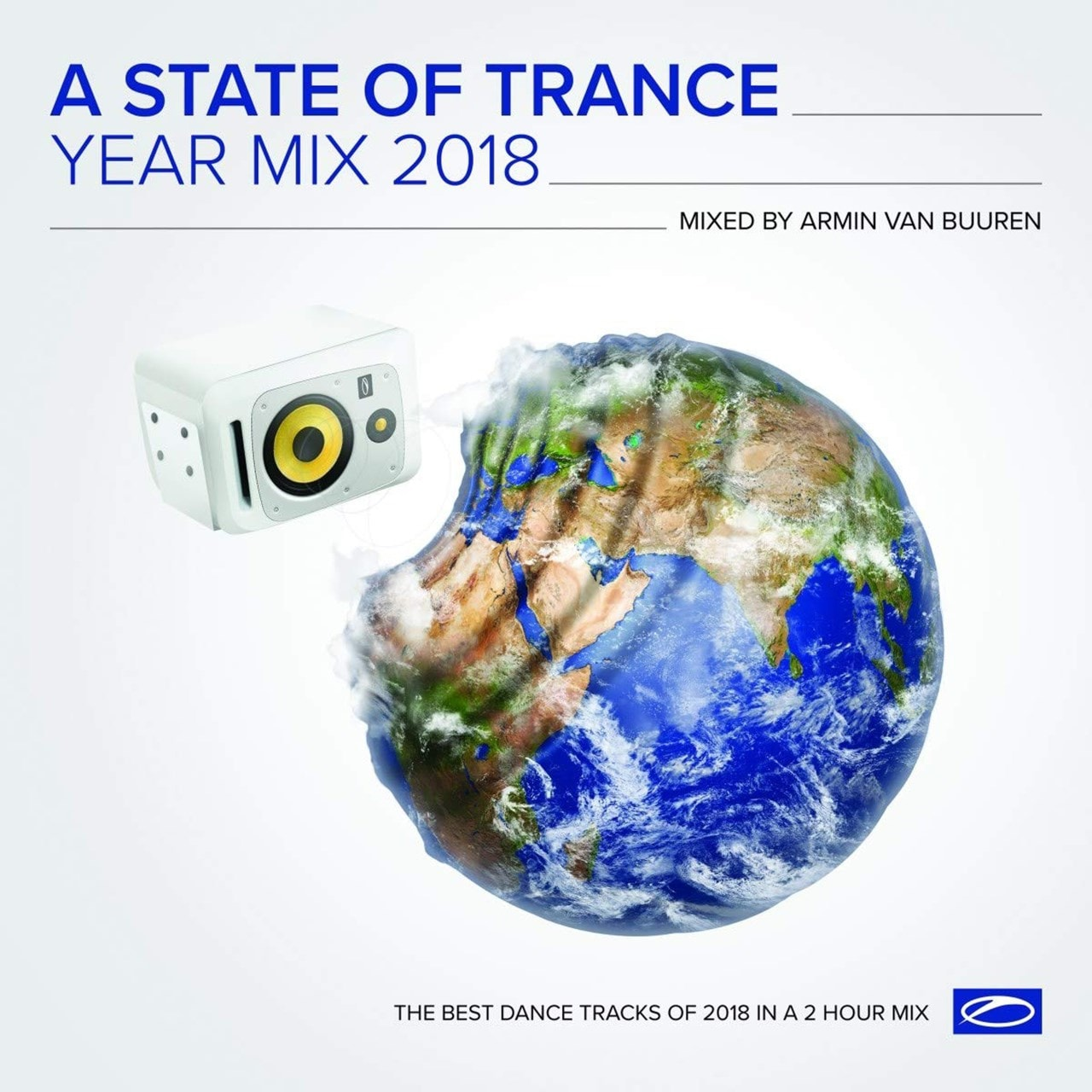 A State of Trance: Year Mix 2018 - 1