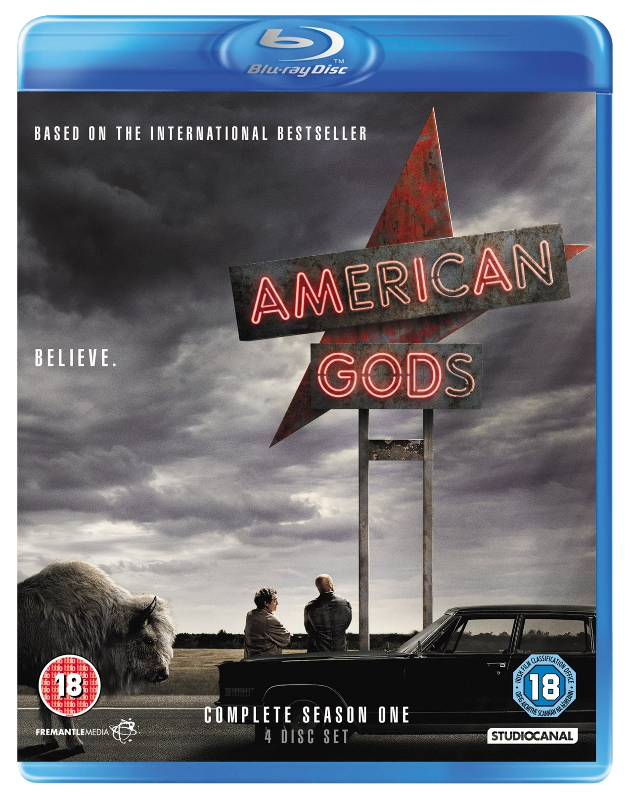American Gods: Complete Season One - 1
