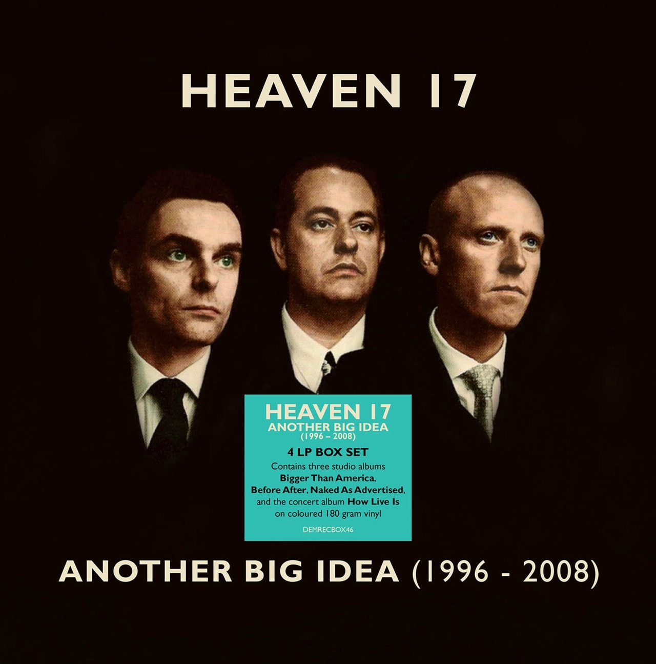 Another Big Idea (1996-2008) - 1