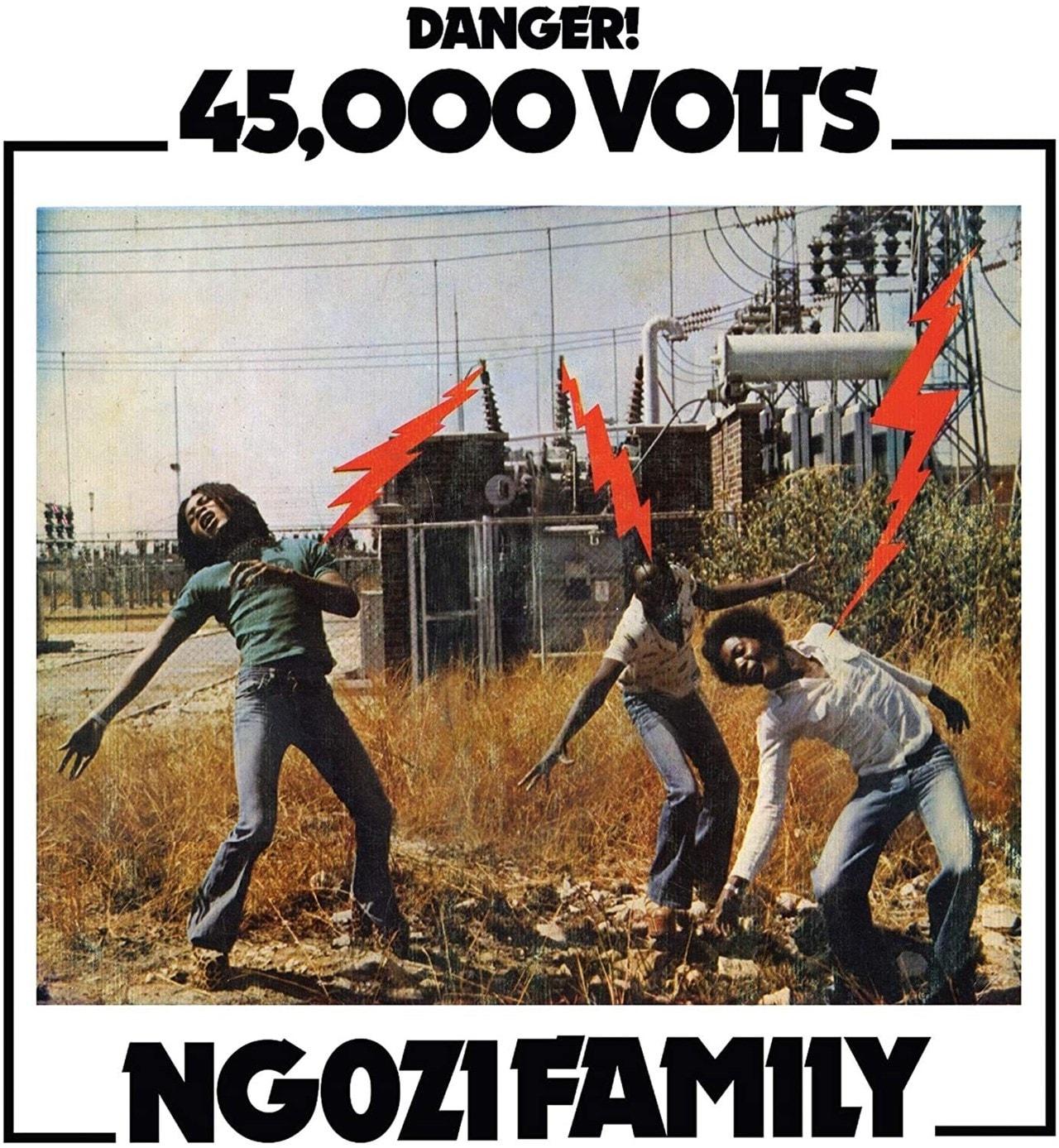 45,000 Volts - 1