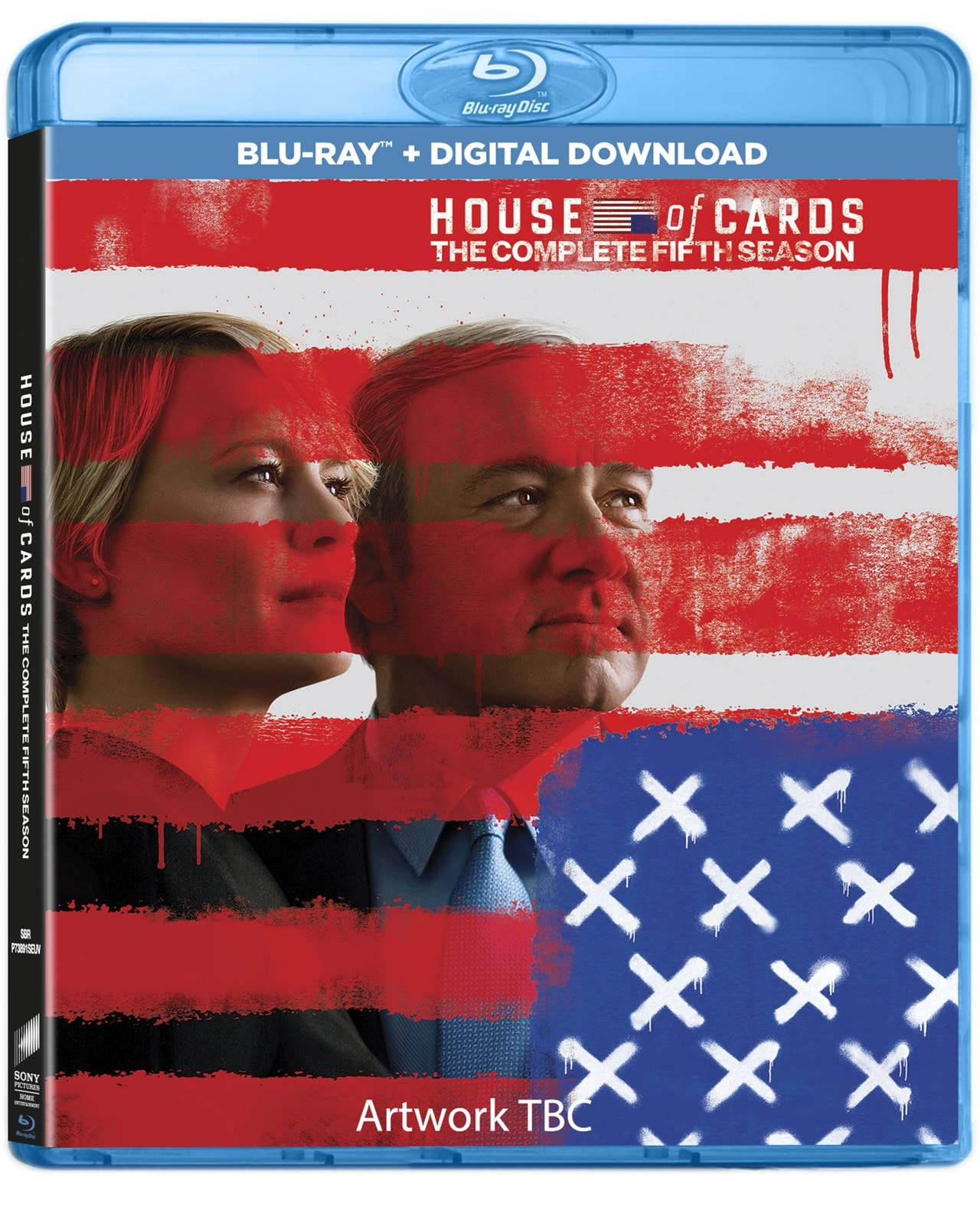 House of Cards: The Complete Fifth Season - 1