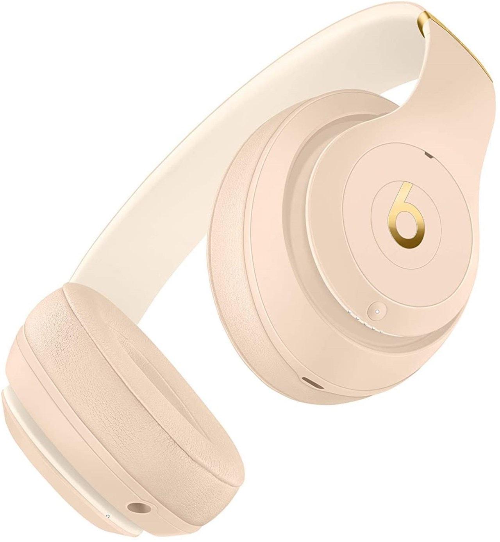 Beats By Dr Dre Studio 3 Wireless Desert Sand Headphones - 3