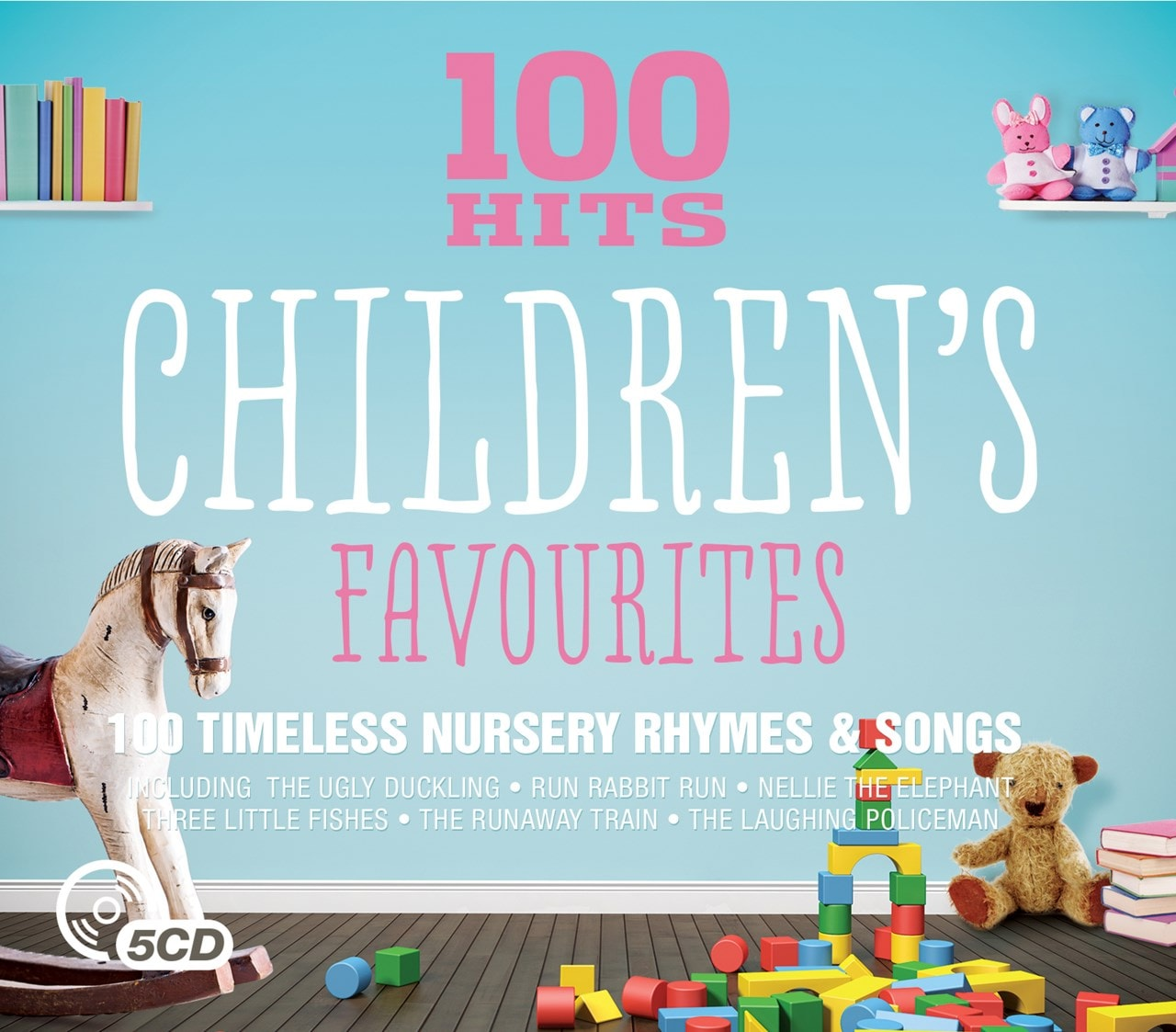 100 Hits: Children's Favourites - 1