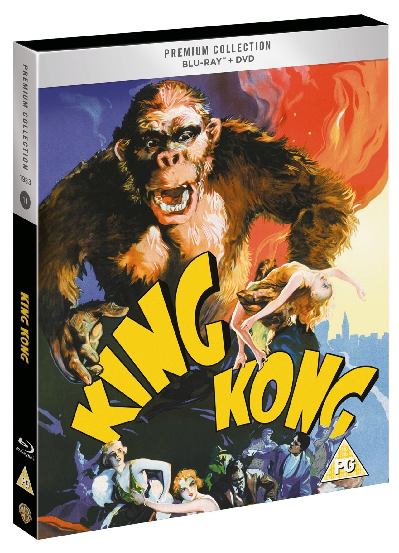 King Kong (hmv Exclusive) - The Premium Collection - 2