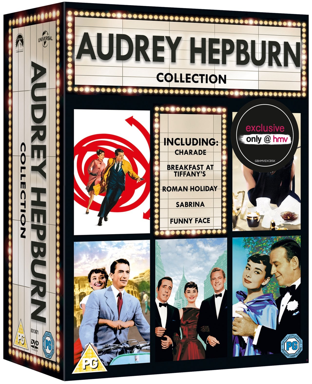 Audrey Hepburn Collection - 2