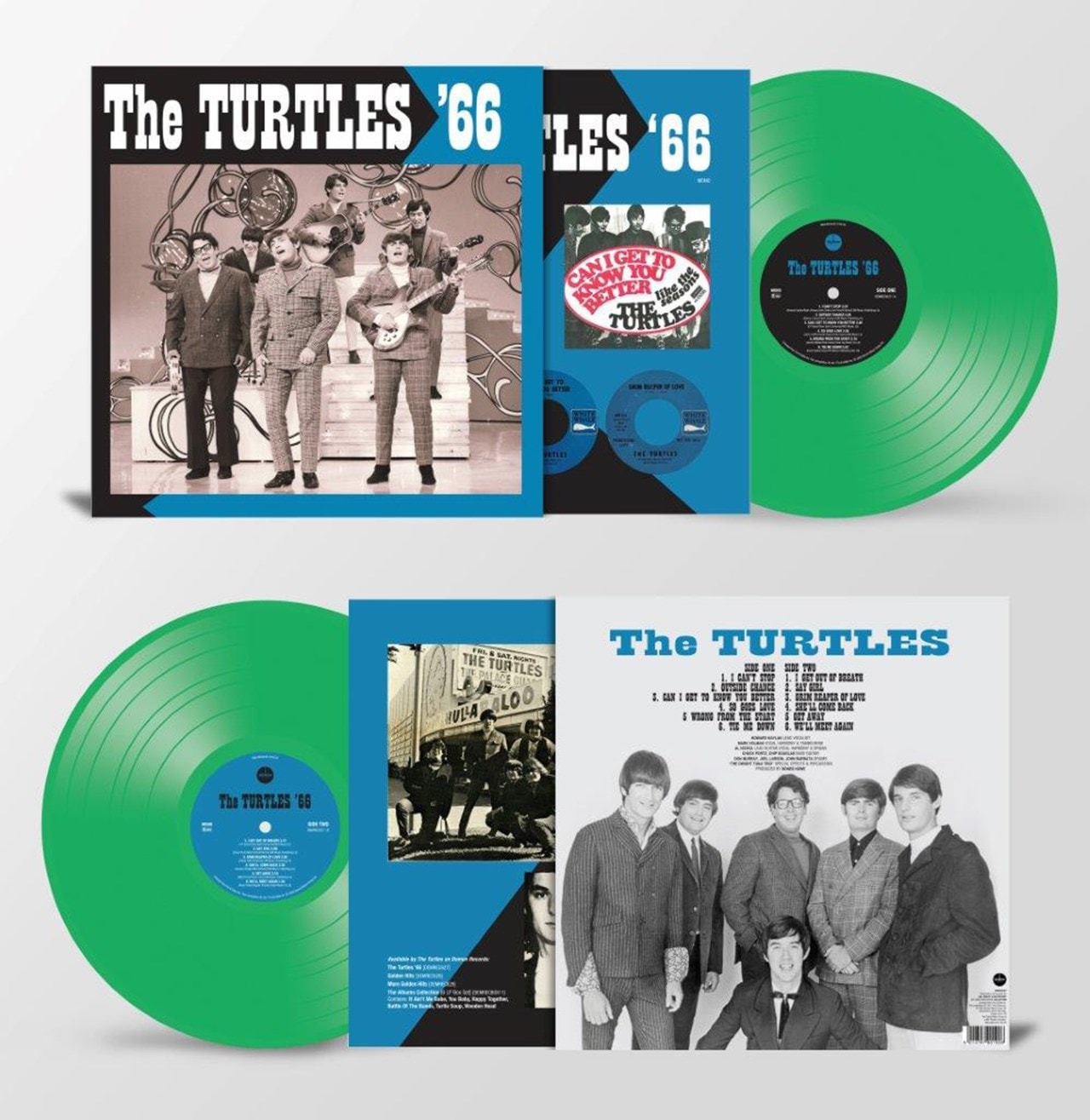The Turtles '66 - 2