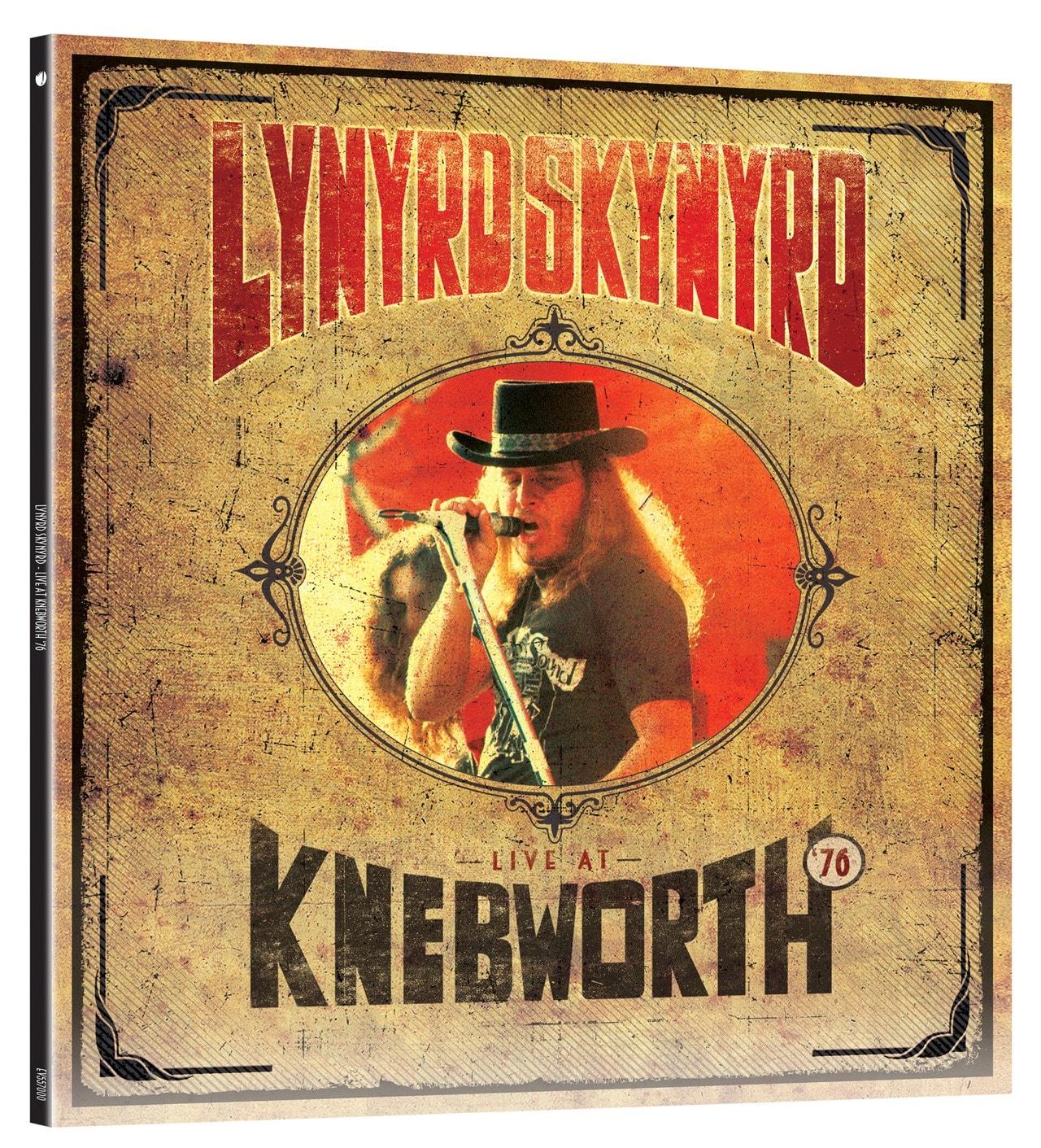 Lynyrd Skynyrd: Live at Knebworth '76 - 3