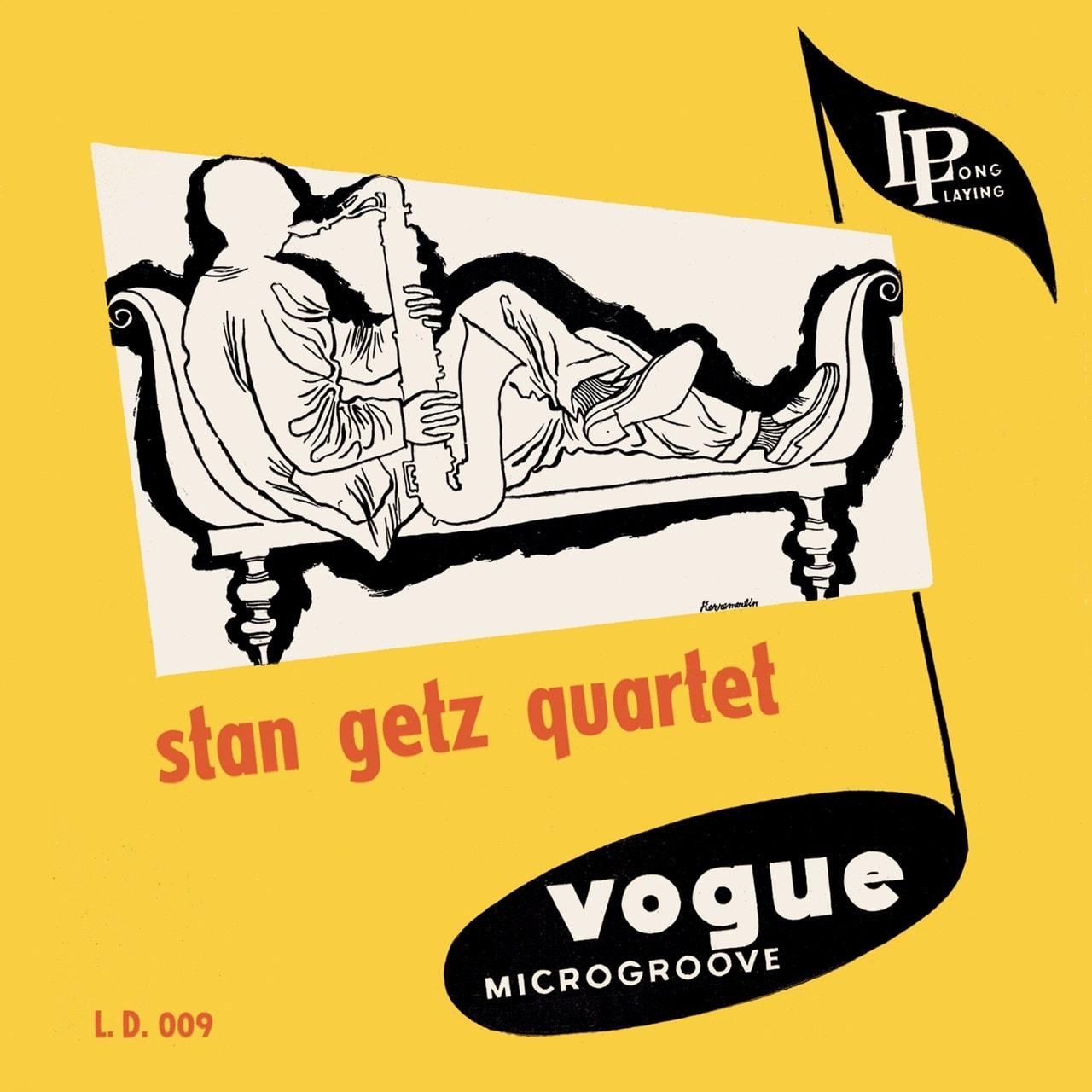 Stan Getz Quartet - 1