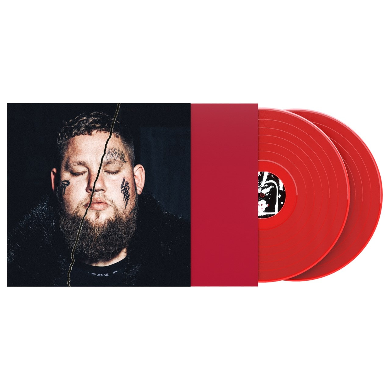 Life By Misadventure - Limited Edition Transparent Red Vinyl - 1