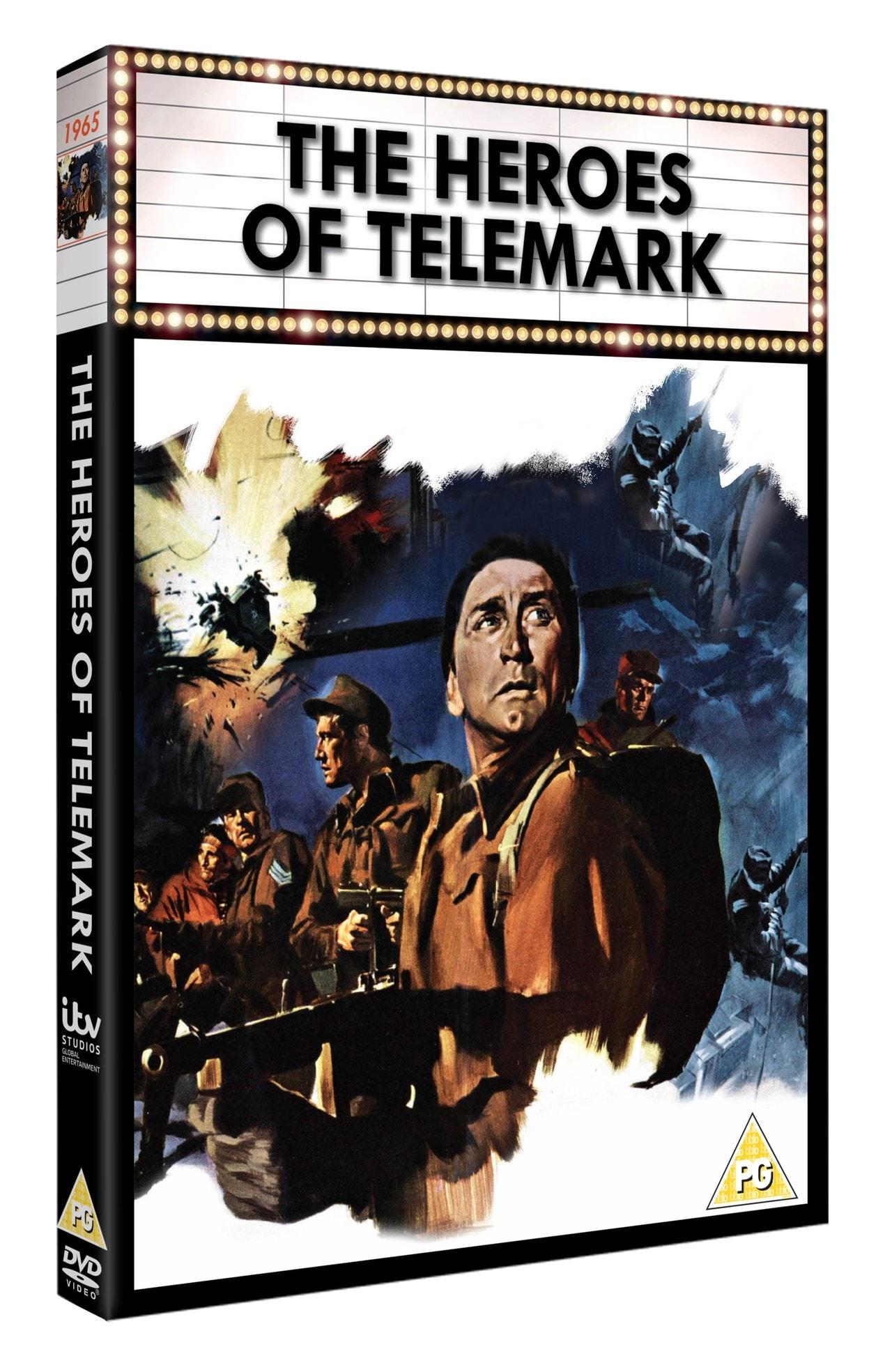 The Heroes of Telemark - British Classics (hmv Exclusive) - 2