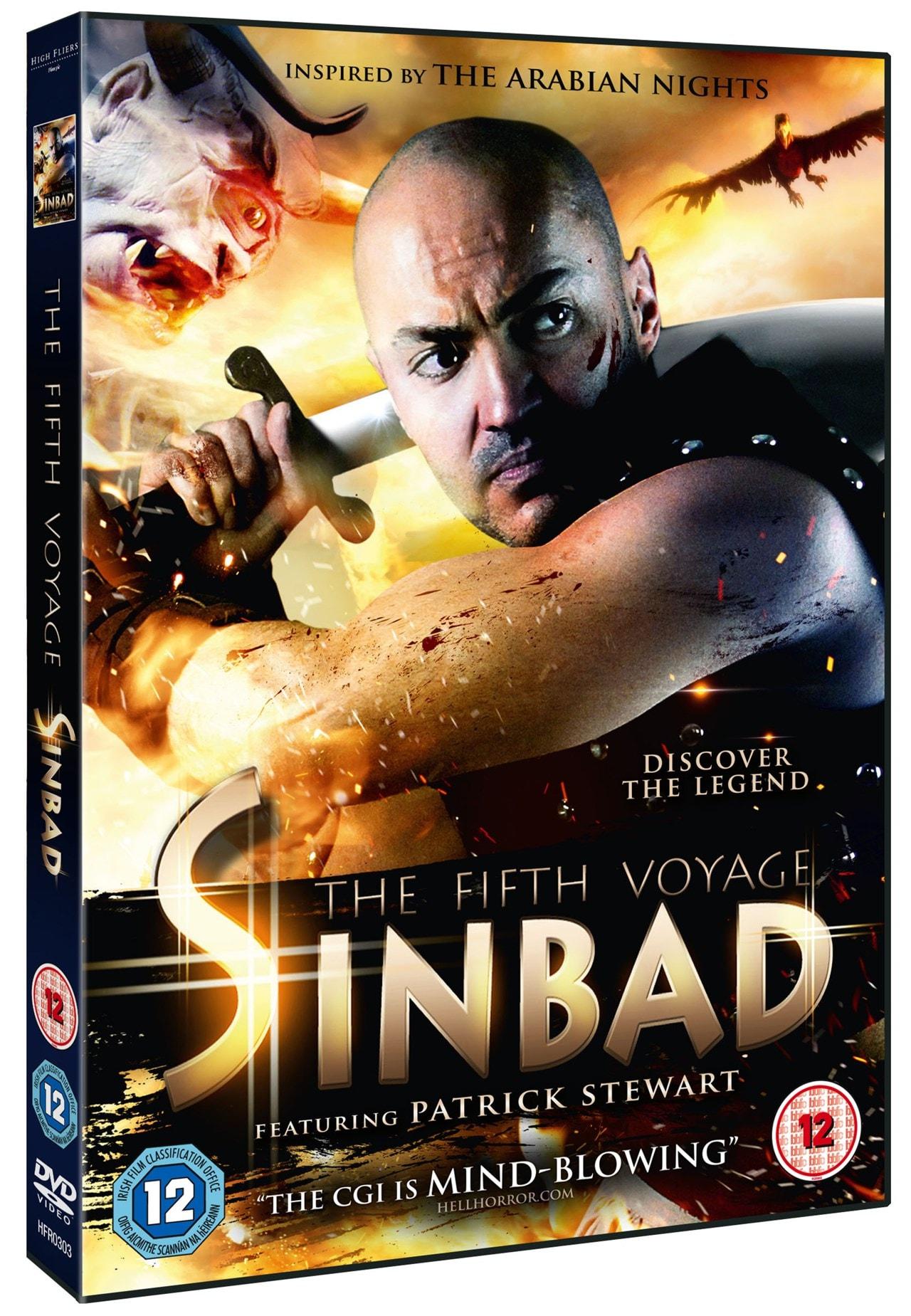 Sinbad - The Fifth Voyage - 2