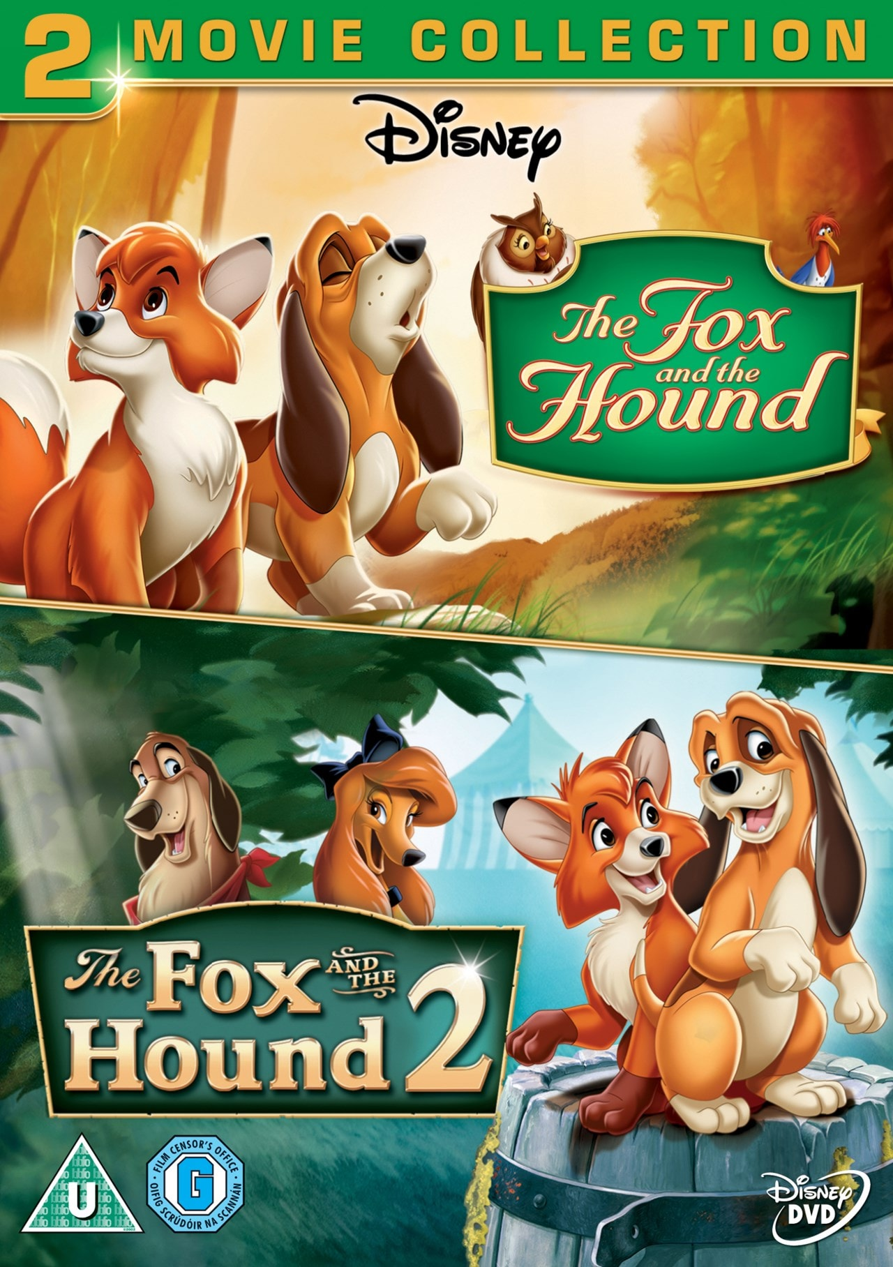 The Fox and the Hound/The Fox and the Hound 2 - 1