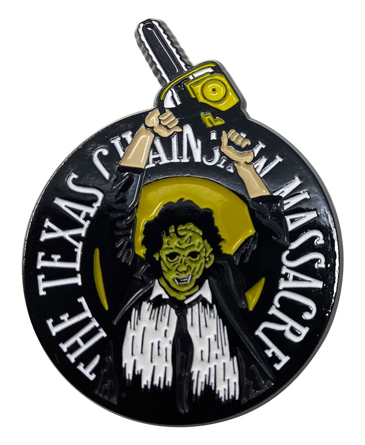 Texas Chainsaw Massacre: Limited Edition Pin Badge - 3