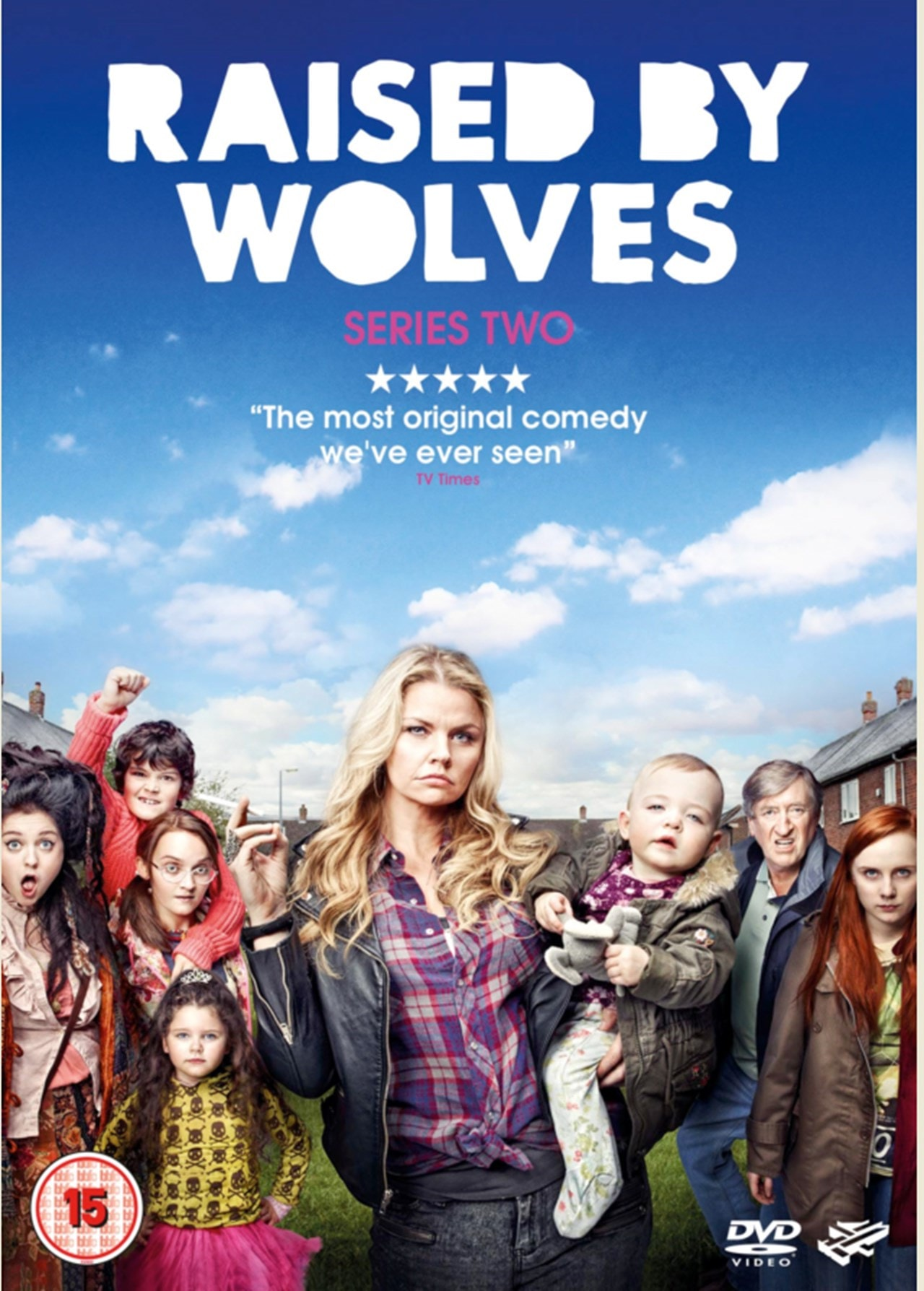 Raised By Wolves: Series 2 - 1