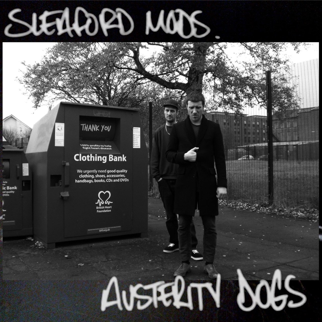 Austerity Dogs - 1