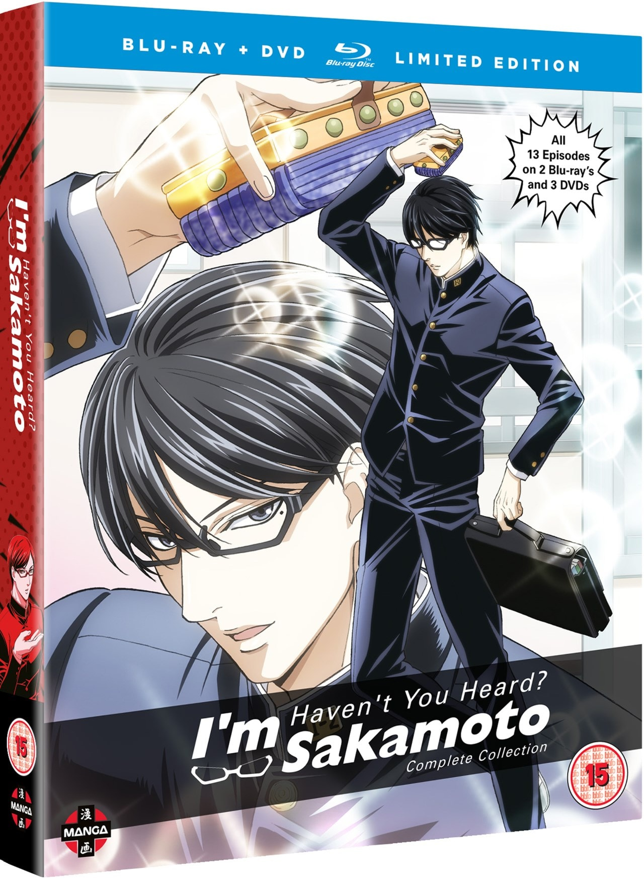 Haven't You Heard? I'm Sakamoto: Complete Collection - 2