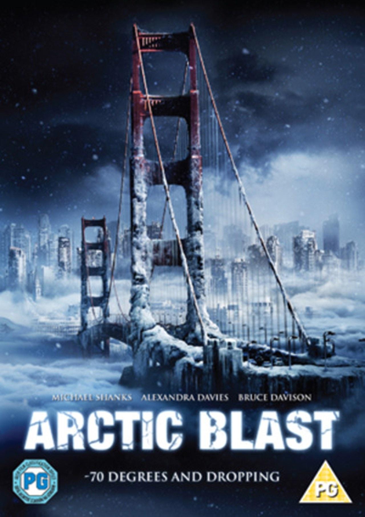 Arctic Blast - 1