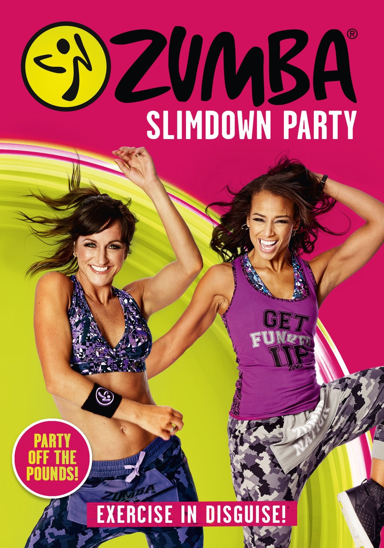 Zumba Slimdown Party - 1
