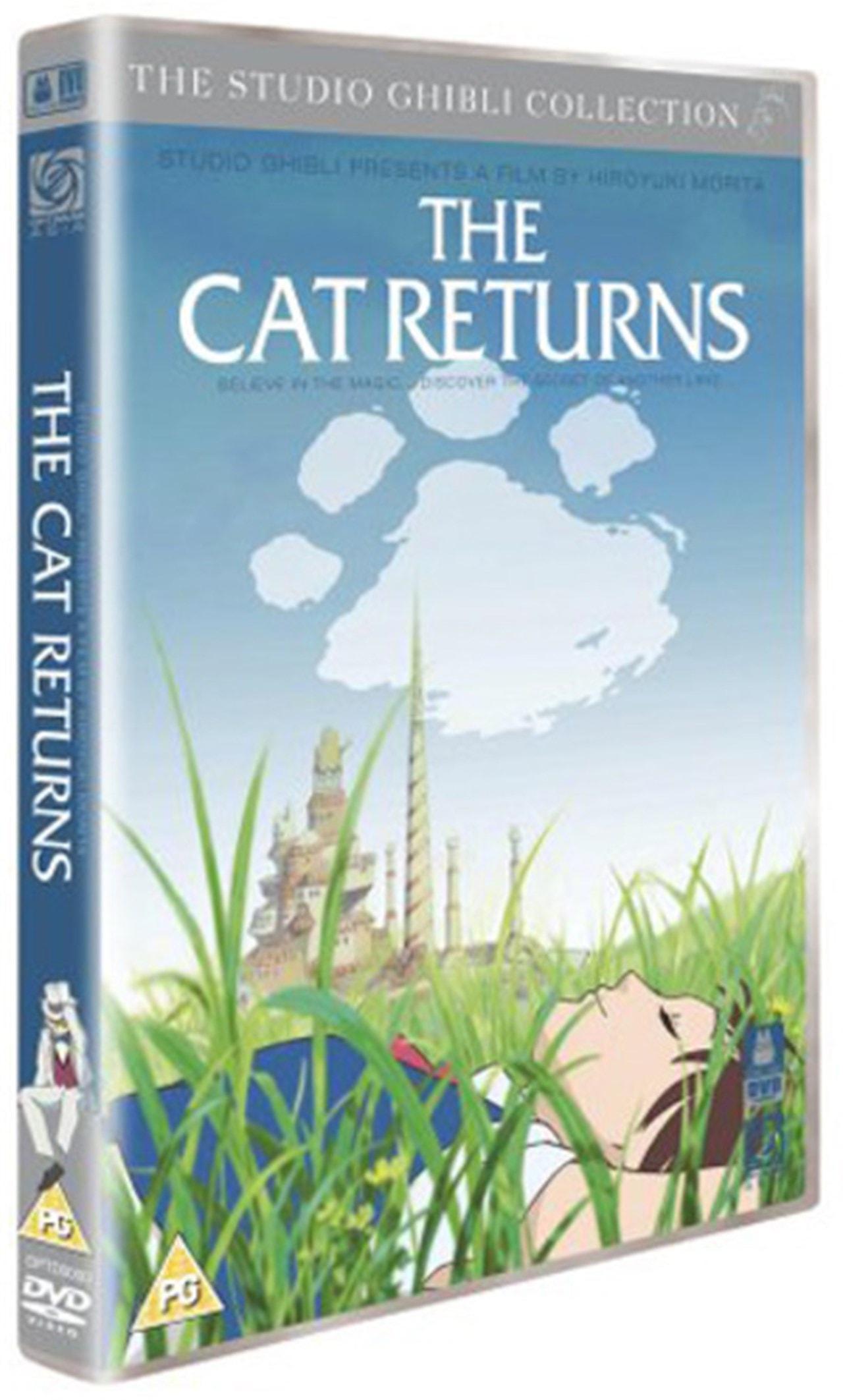 The Cat Returns - 1
