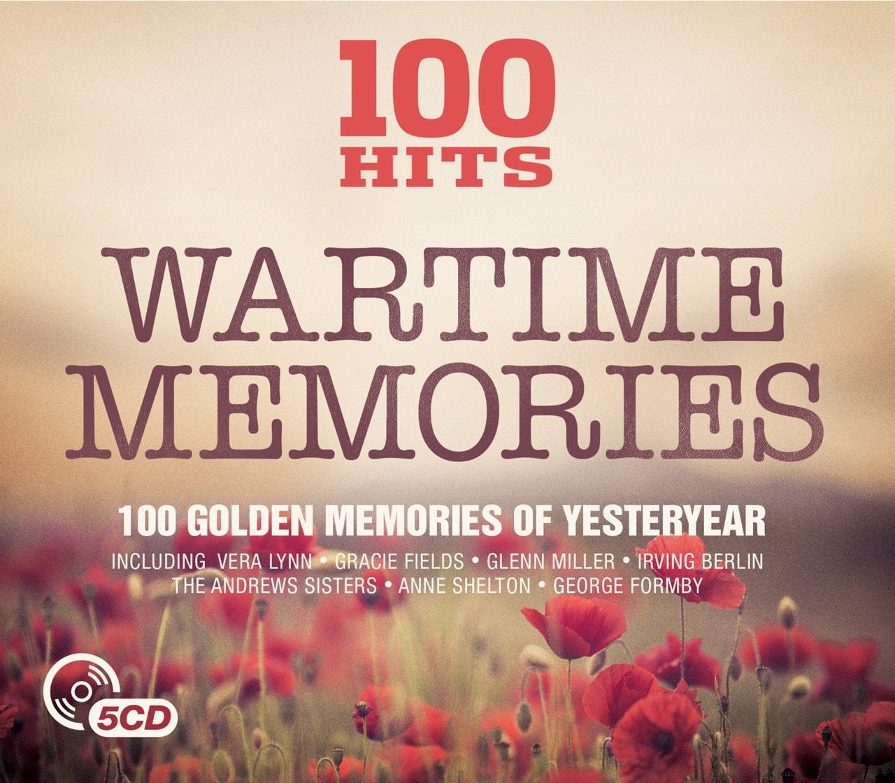 100 Hits: Wartime Memories - 2