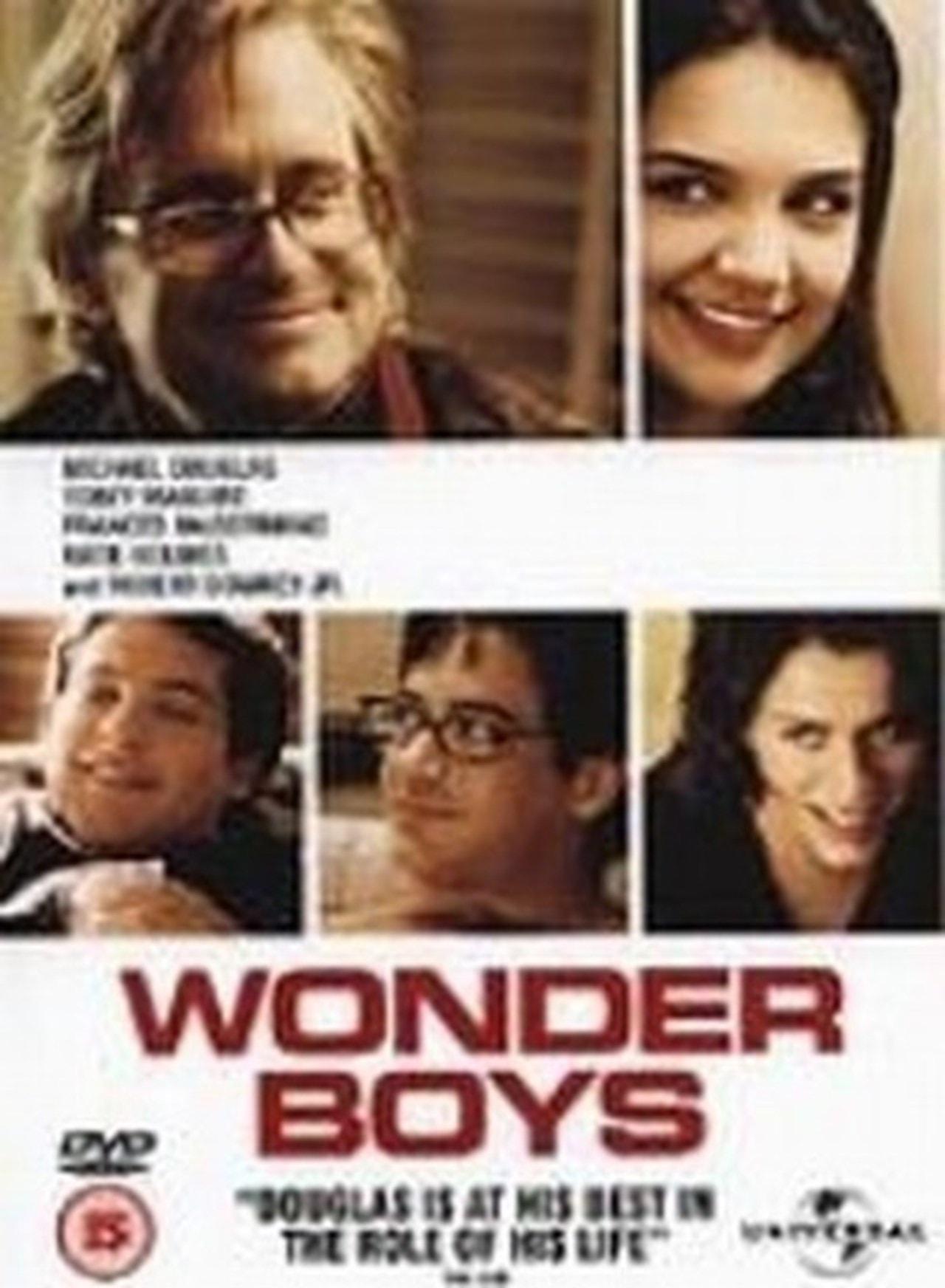 Wonder Boys - 1