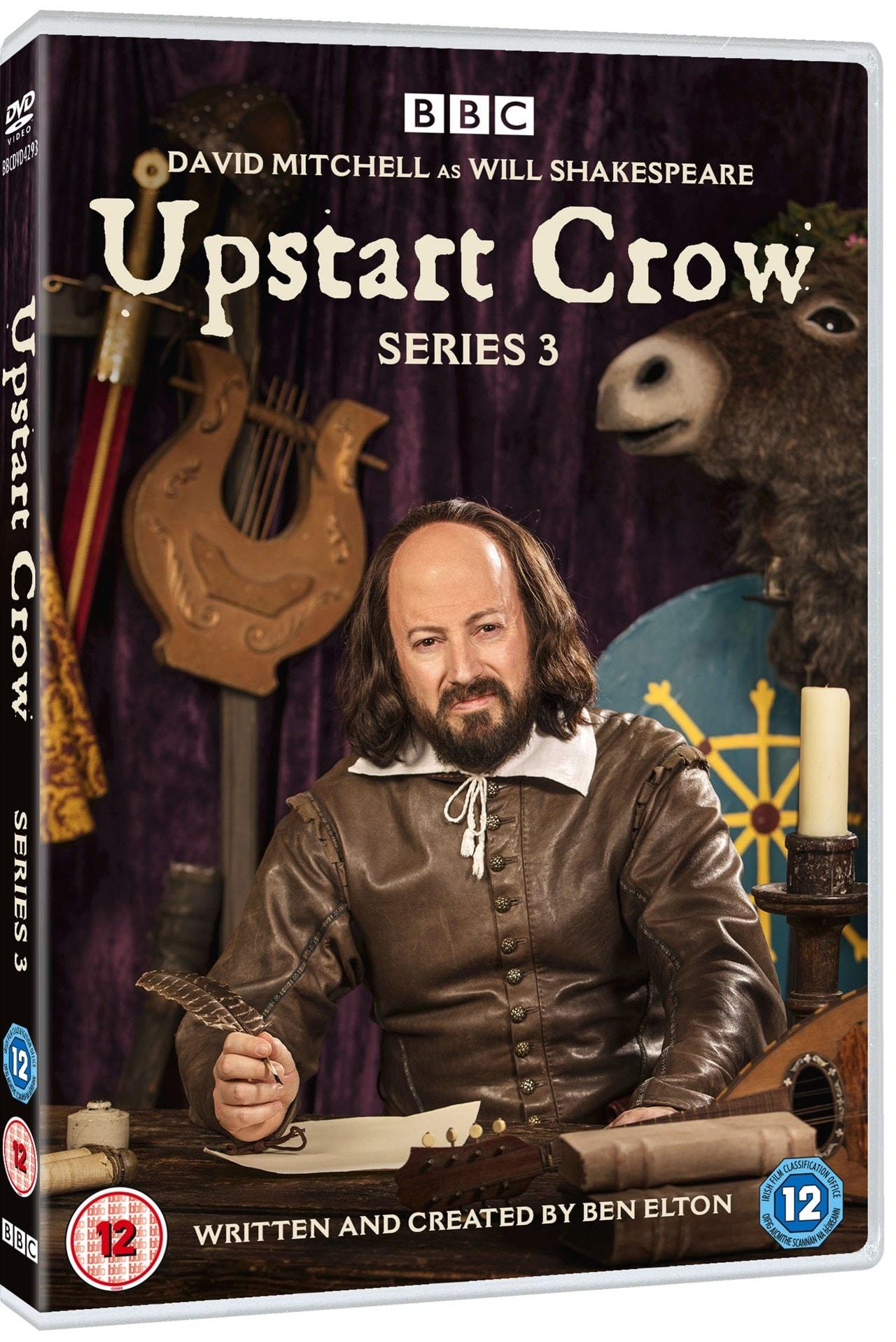Upstart Crow: Series 3 - 2