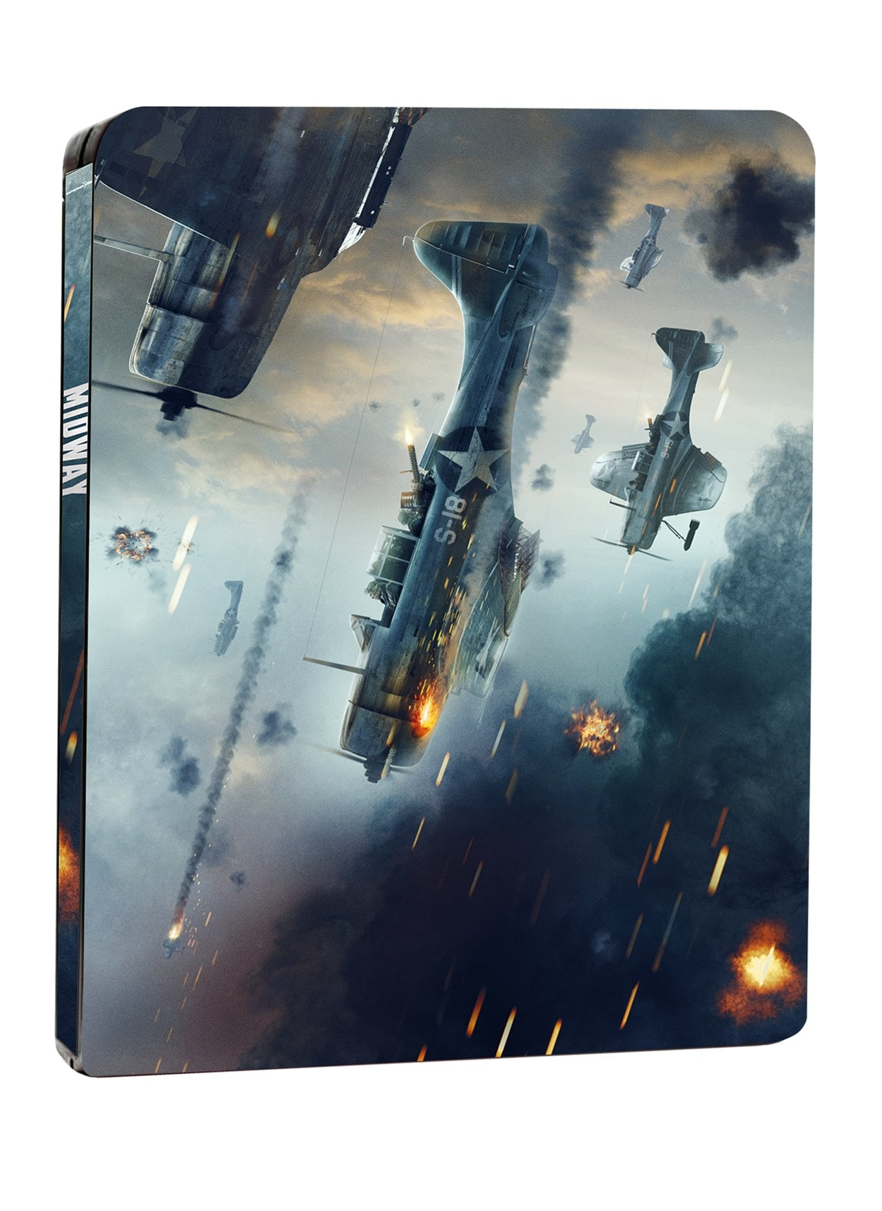 Midway 4K Ultra HD Limited Edition Steelbook - 2