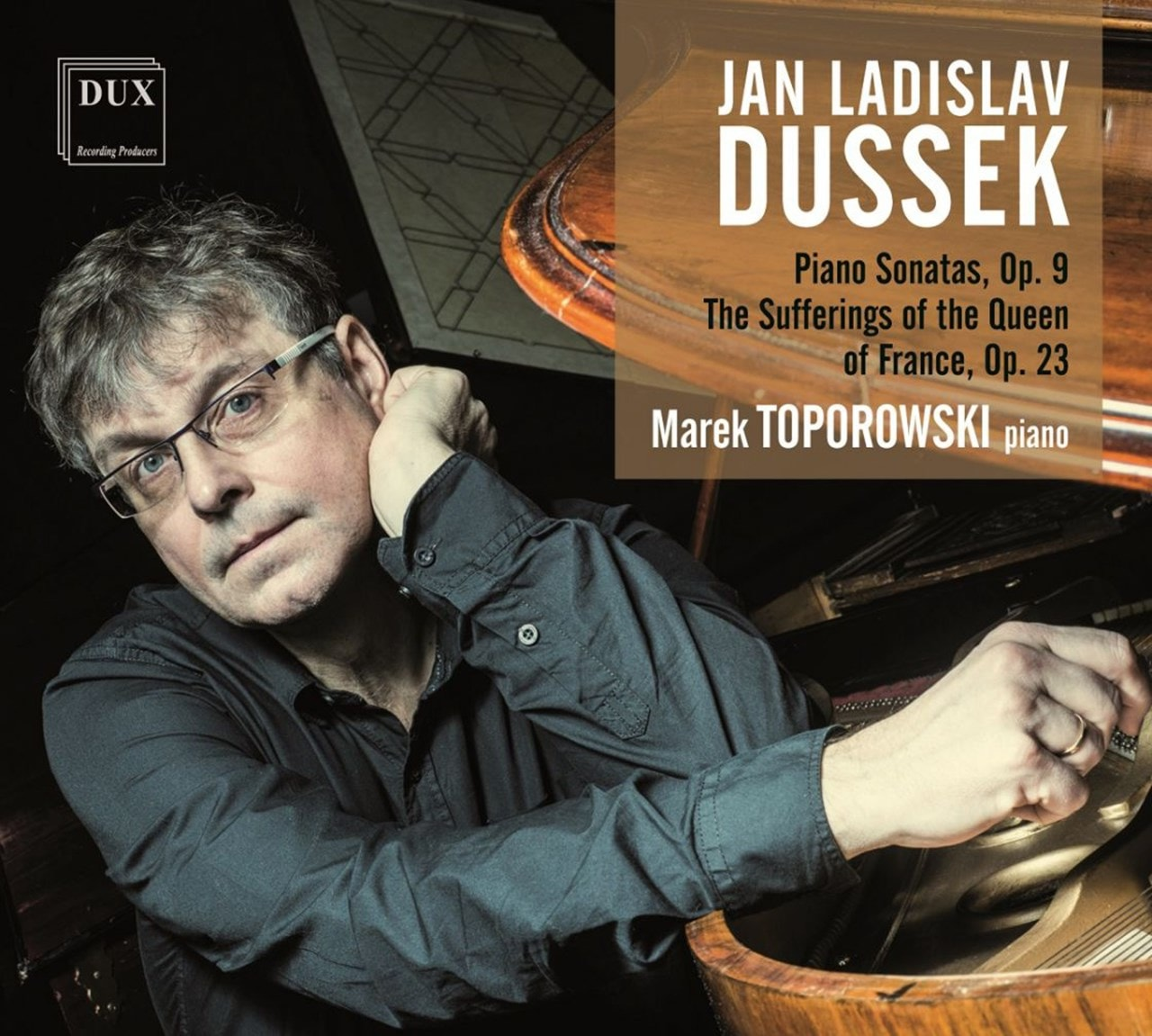 Jan Ladislav Dussek: Piano Sonatas, Op. 9/The Sufferings of The.. - 1