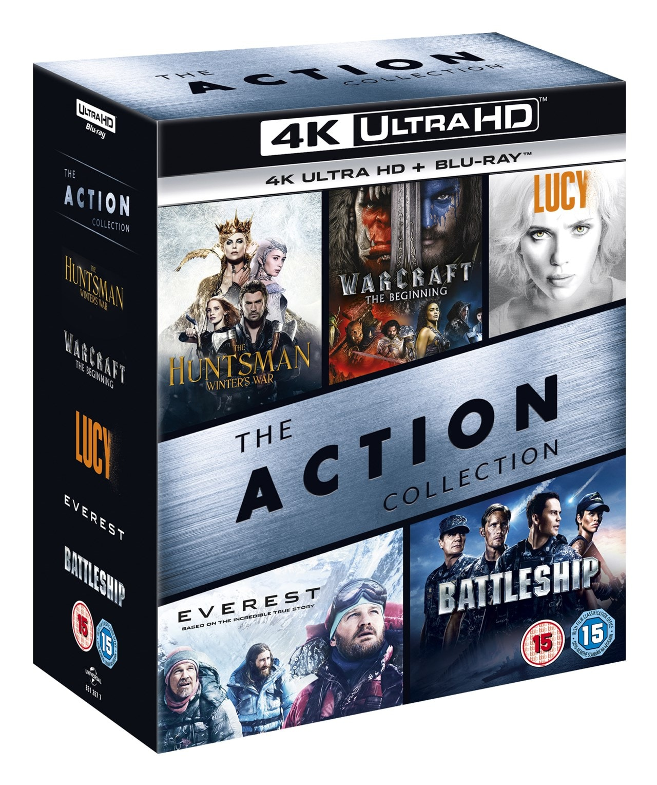 The Action Collection - 2